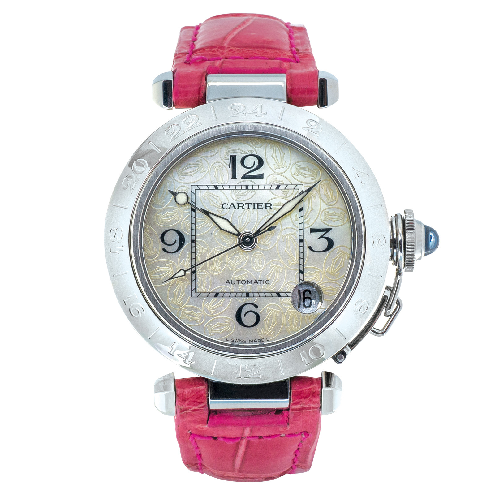 Preowned Cartier Pasha de Cartier Watch