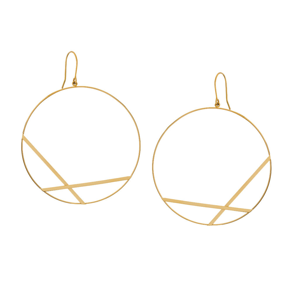 Lana Jewelry Affinity Hoop Earrings