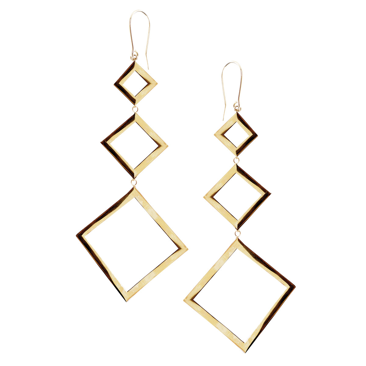 Lana Tri Mistiq Earrings