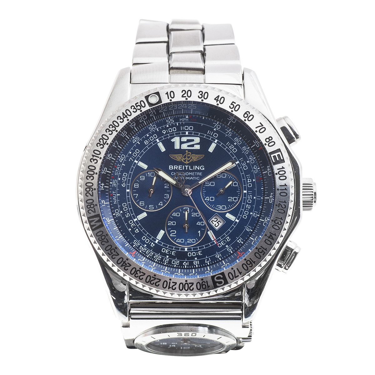 Preowned Breitling B-2 Professional Chronograph Watch