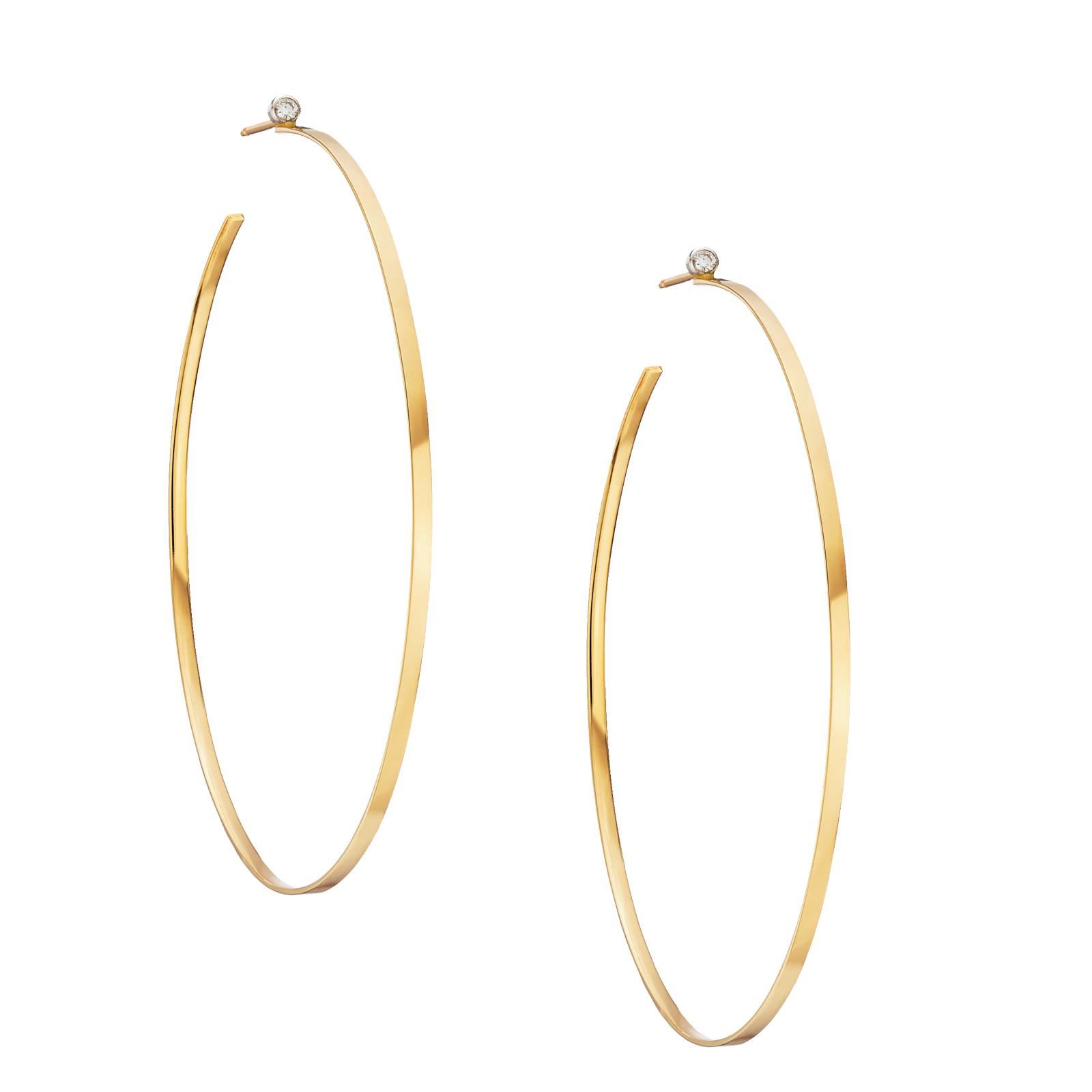 Lana Jewelry Lana Hoop Earrings