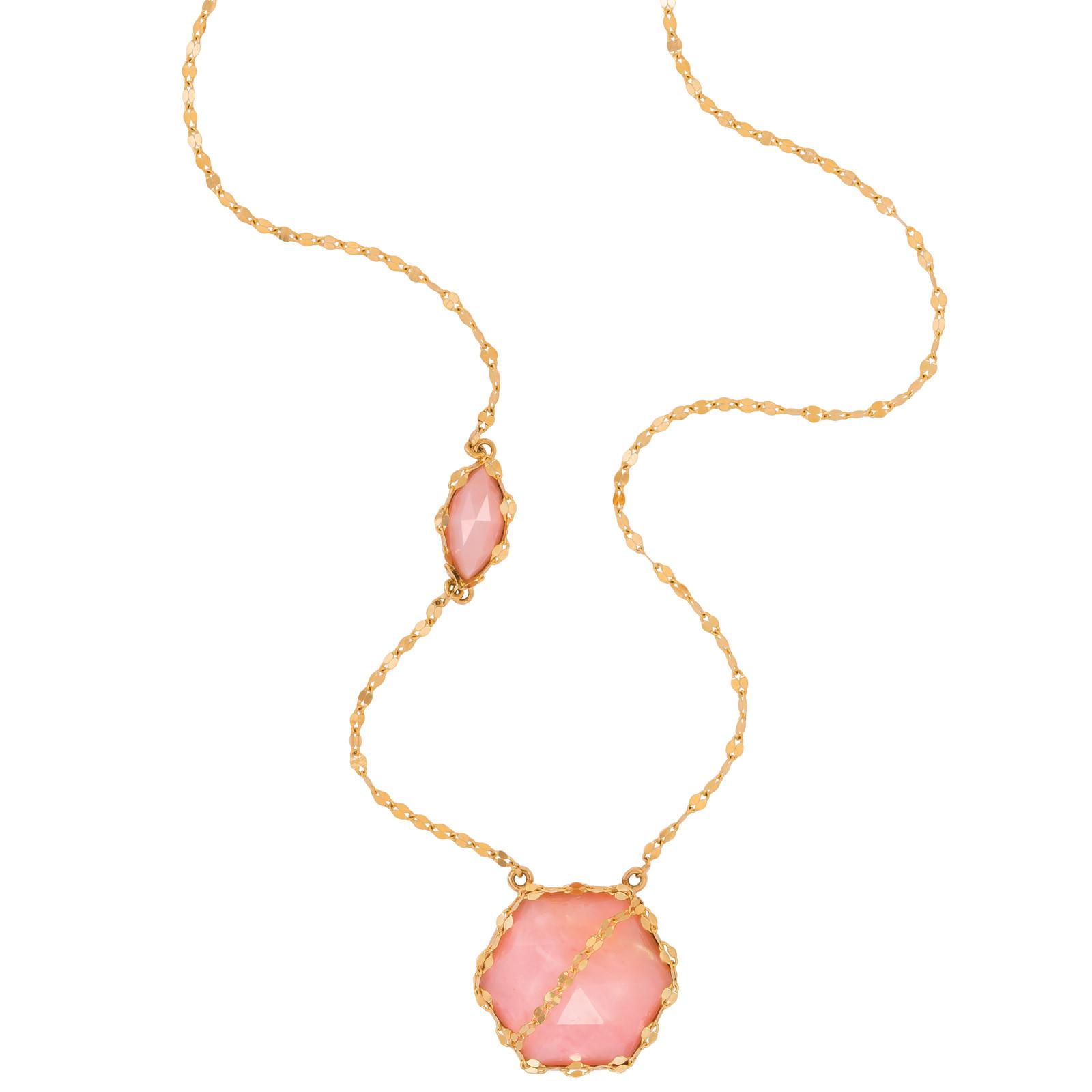 Lana Opal Blush Necklace