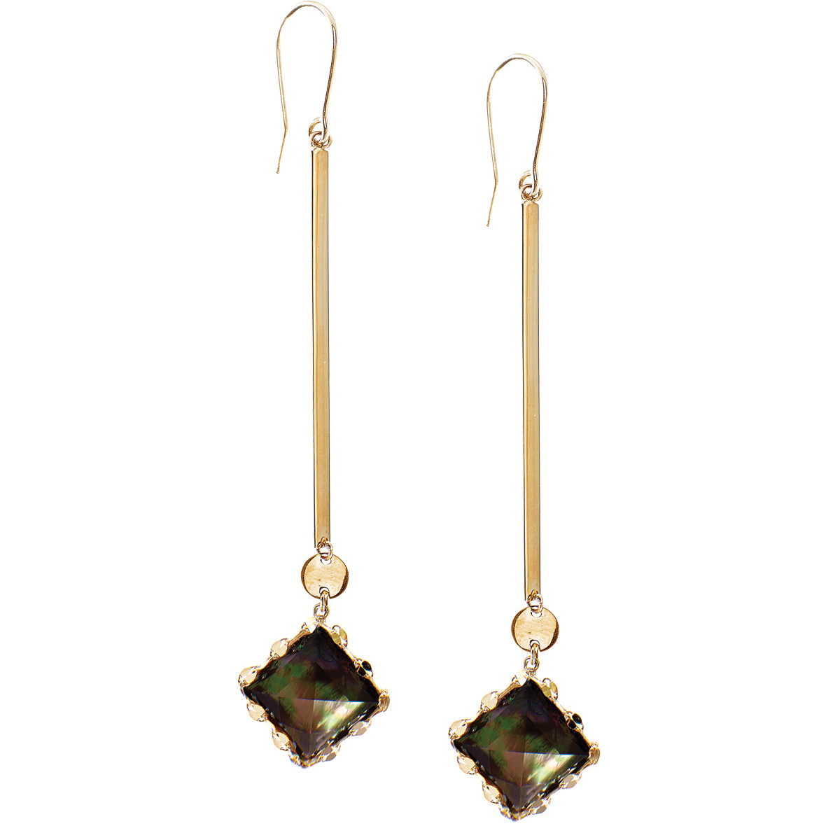 Lana Jewelry Mystiq Bar Earrings