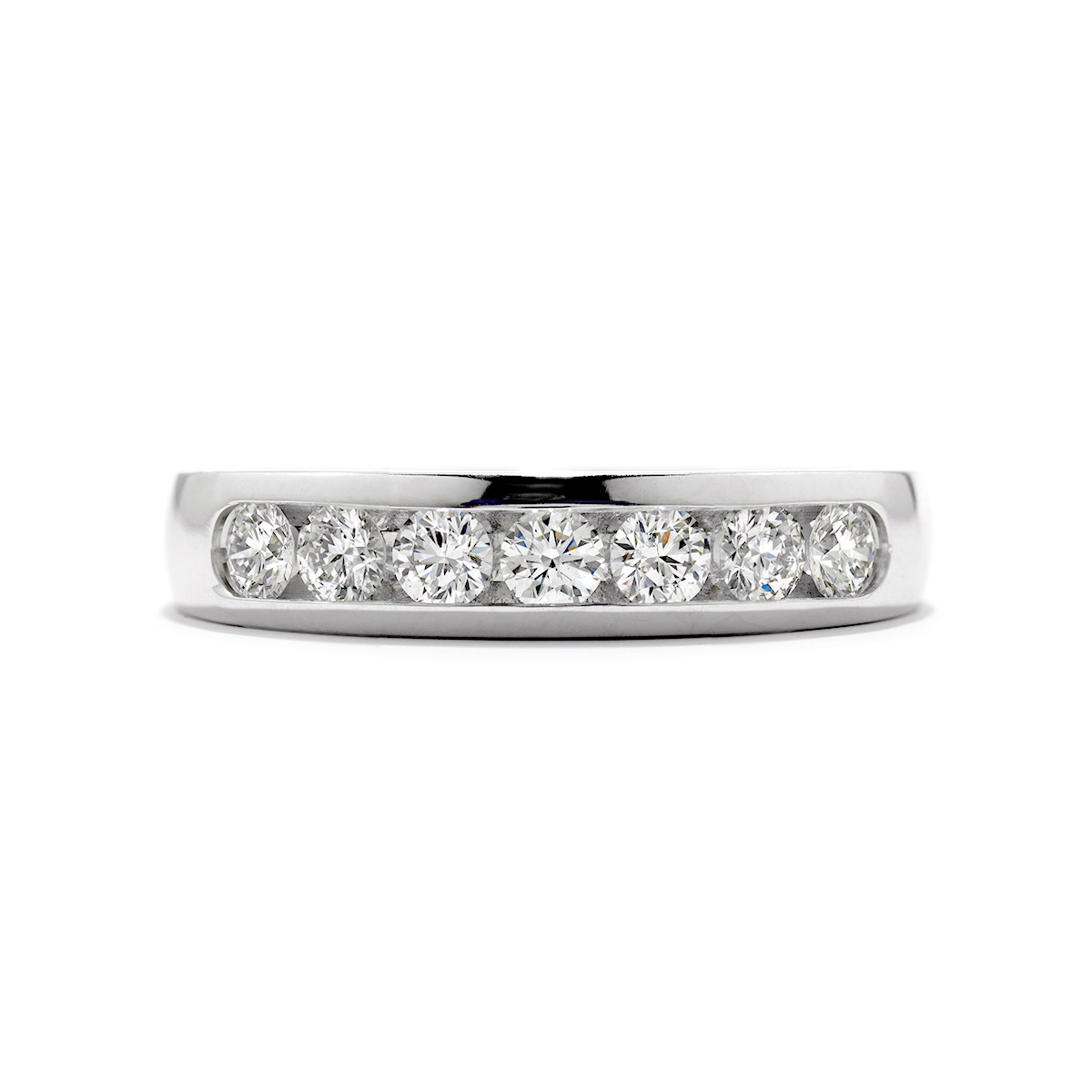 New Hearts On Fire® 0.53 CTW Diamond Duet Band