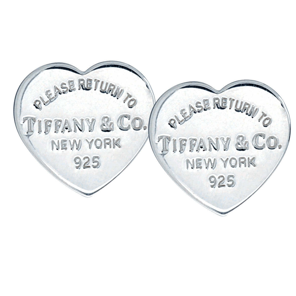 Please Return To Tiffany Earrings Gallery Image