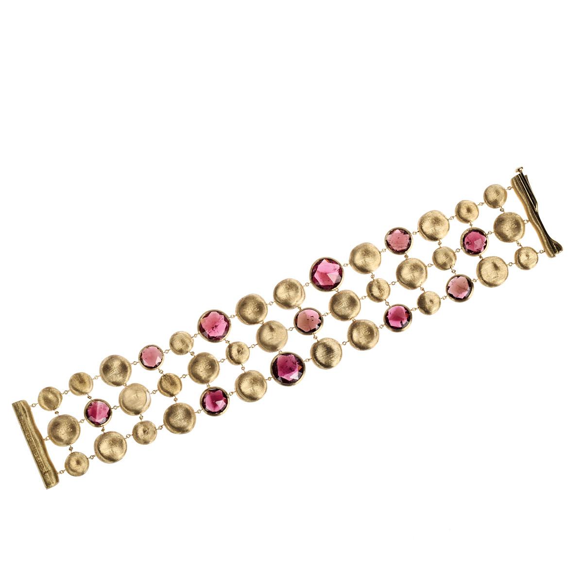 Vintage Marco Bicego 3-Strand Bracelet