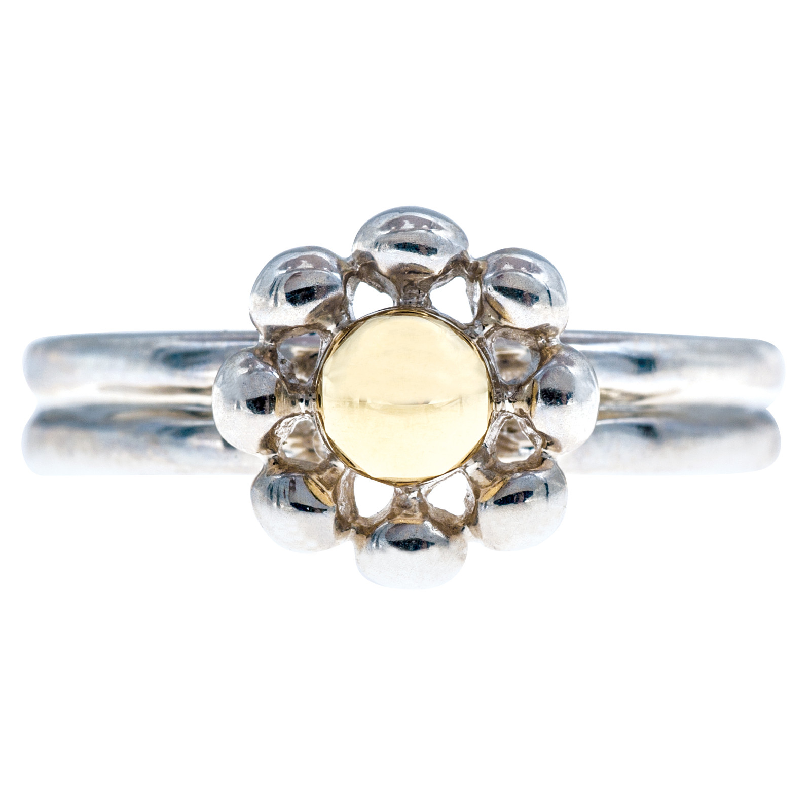Vintage Tiffany & Co. Paloma Picasso Jolie Flower Ring