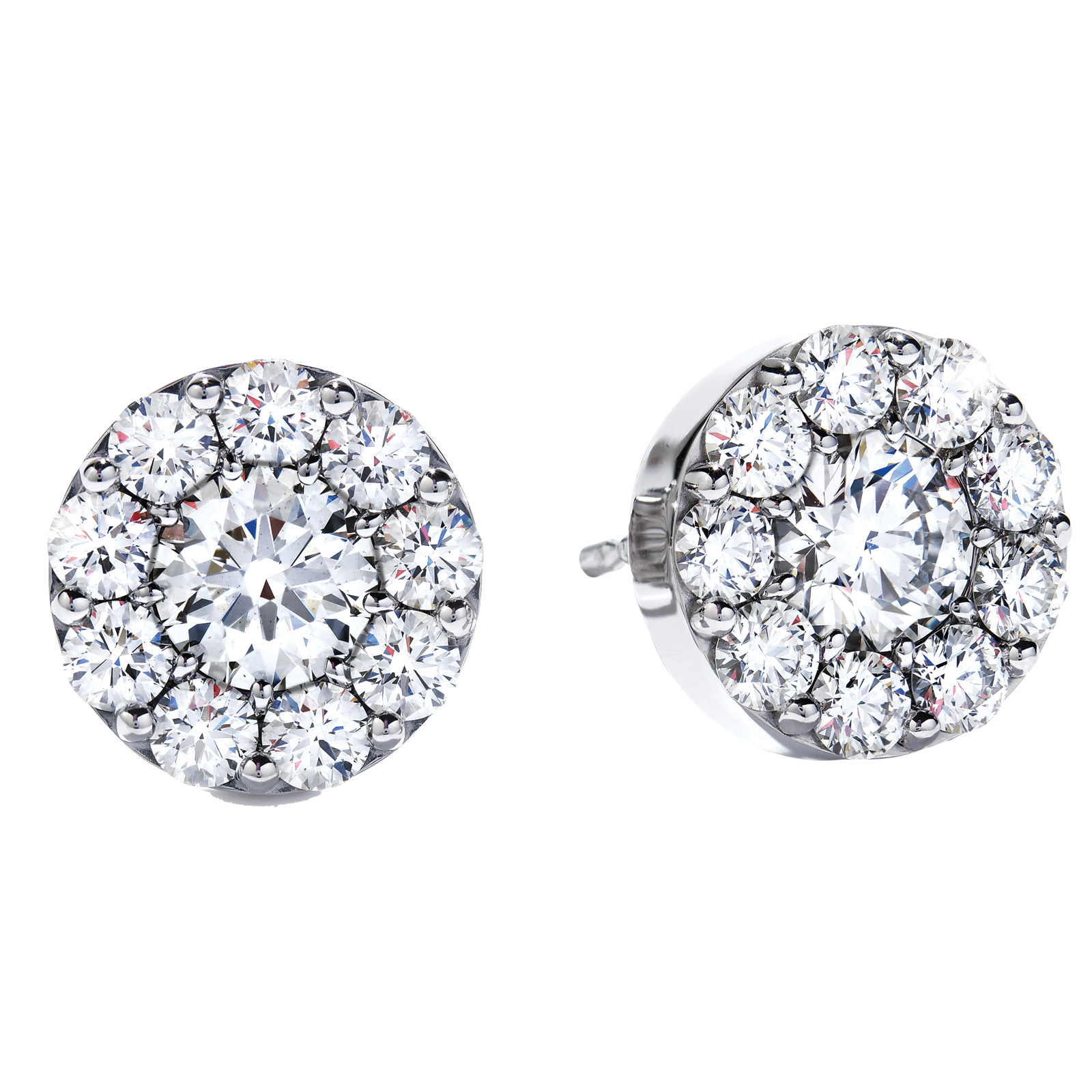 Hearts On Fire® Fulfillment Diamond Stud Earrings