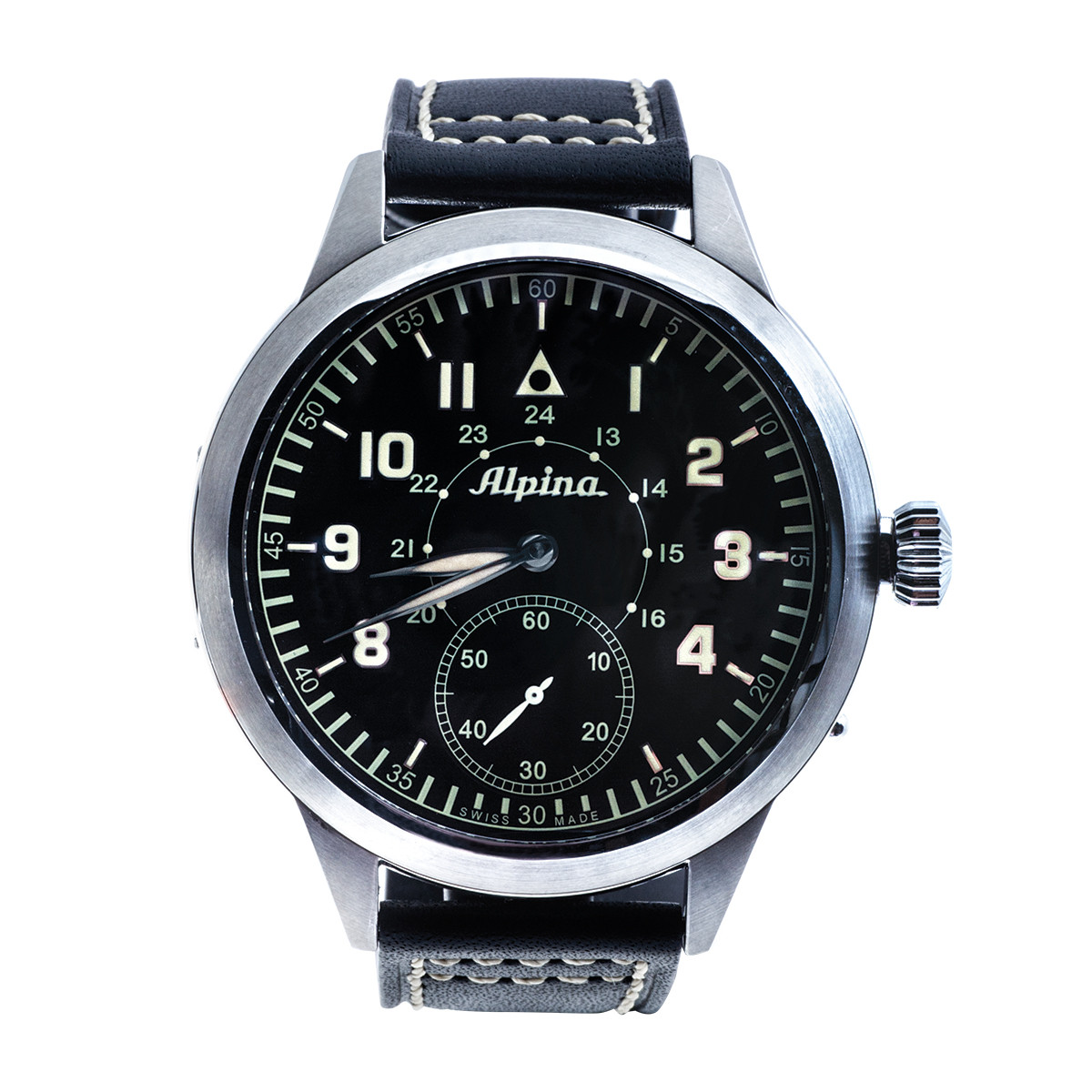 Preowned Alpina Pilot Heritage Limited Edition