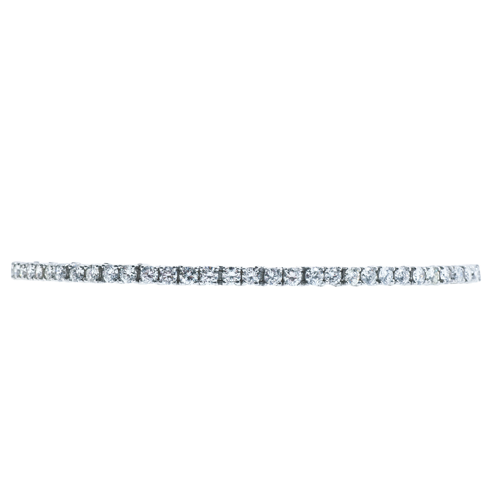 3.60 CTW Diamond Tennis Bracelet