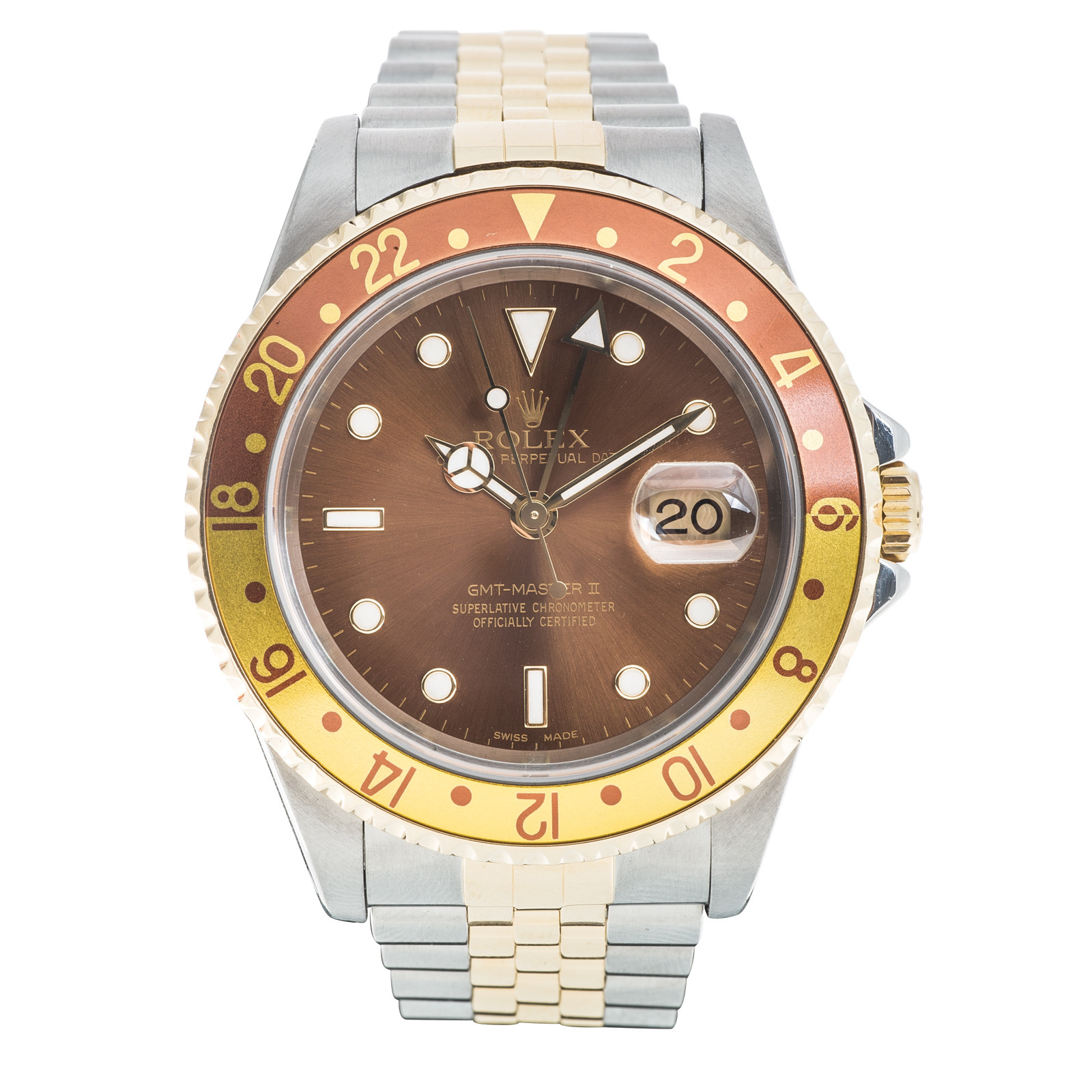 Preowned Rolex GMT-Master
