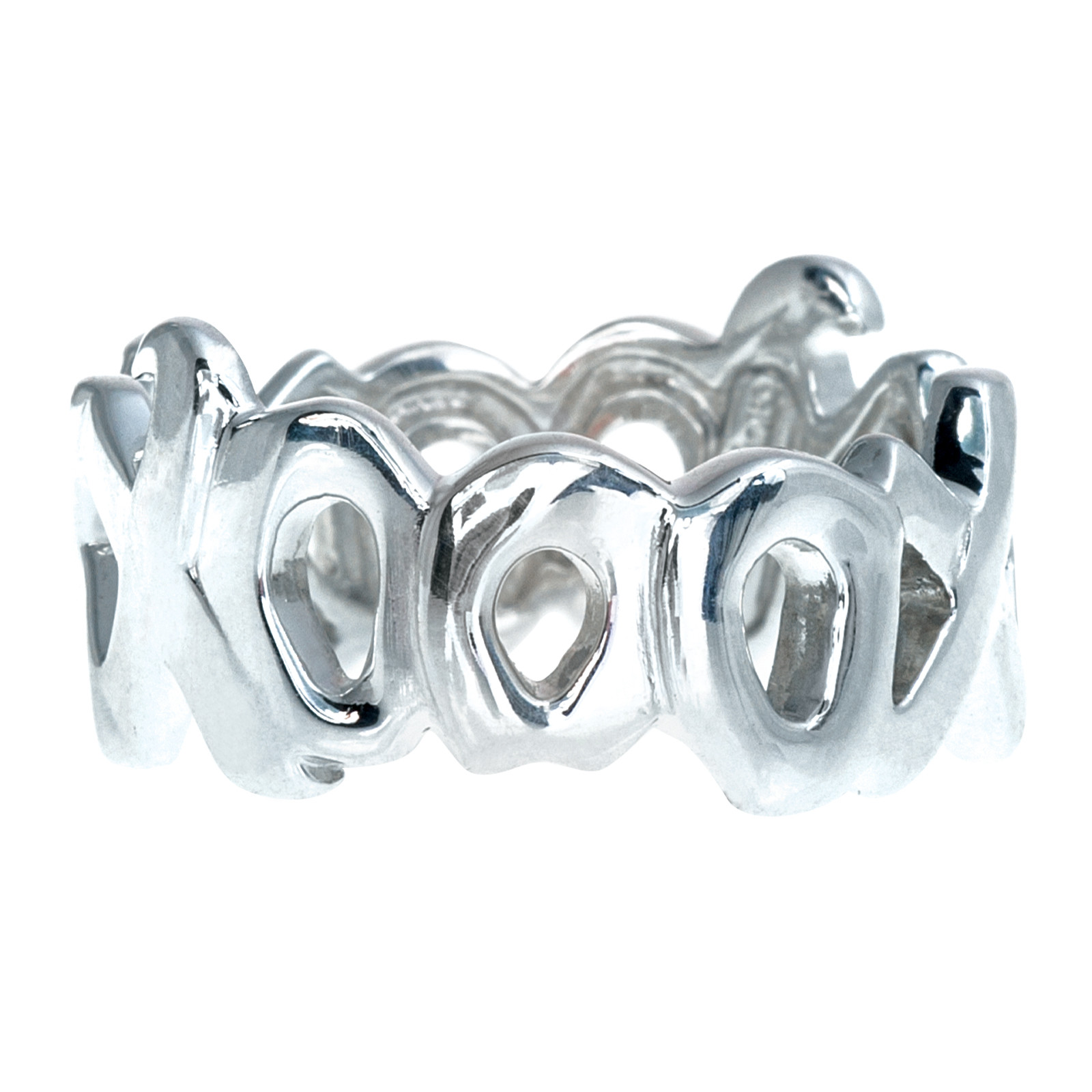 27d074f8a Indentifying header for breadcrumps-wrapper. Home; Vintage Tiffany & Co. Paloma  Picasso Love and Kisses Ring