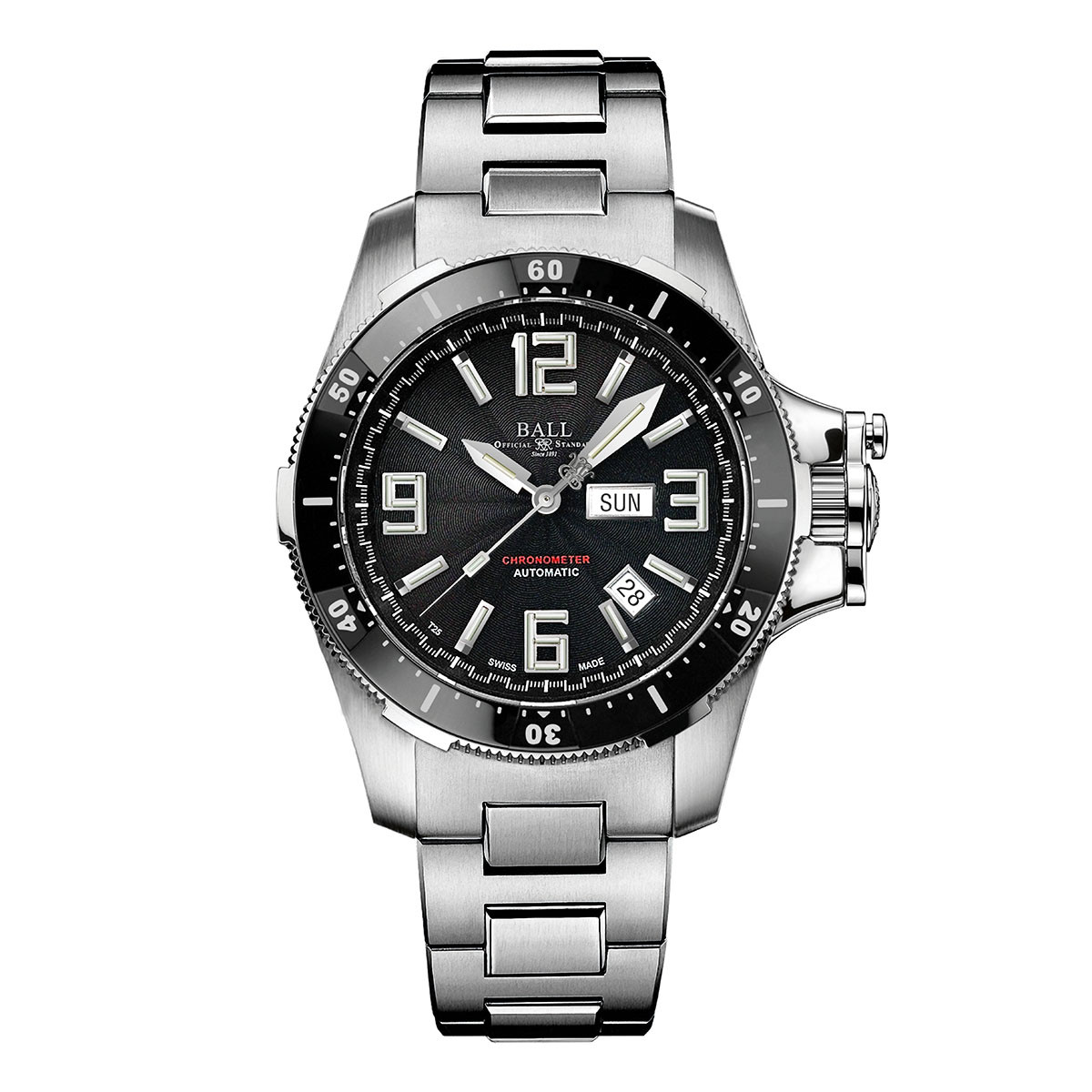 New Men's Ball Engineer Hydrocarbon Airborne