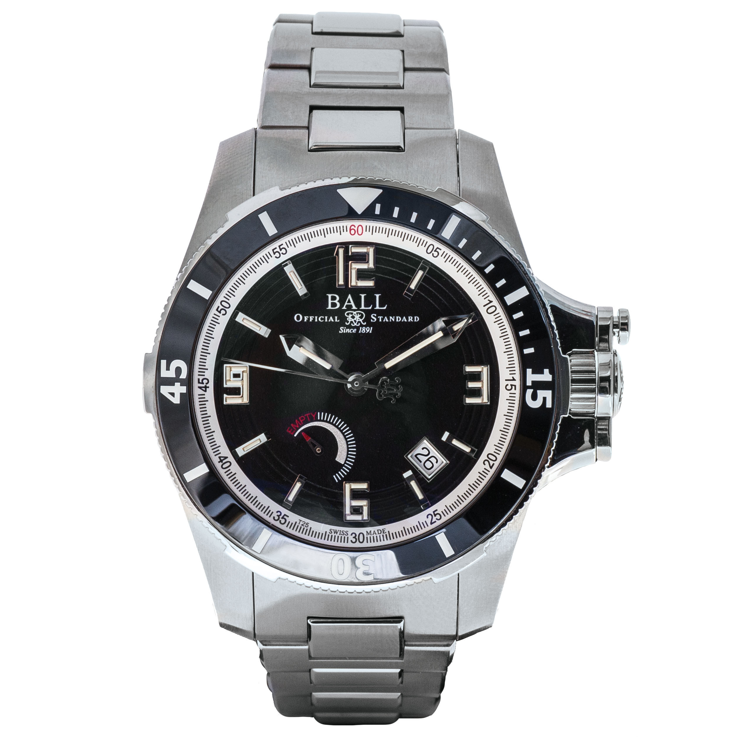 New Ball Men's Engineer Hydrocarbon Hunley 150th Anniversary