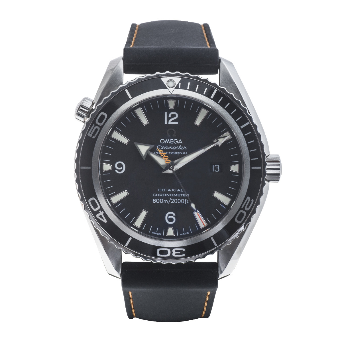 Pre-Owned Omega Seamaster Planet Ocean Casino Royale 007 LE