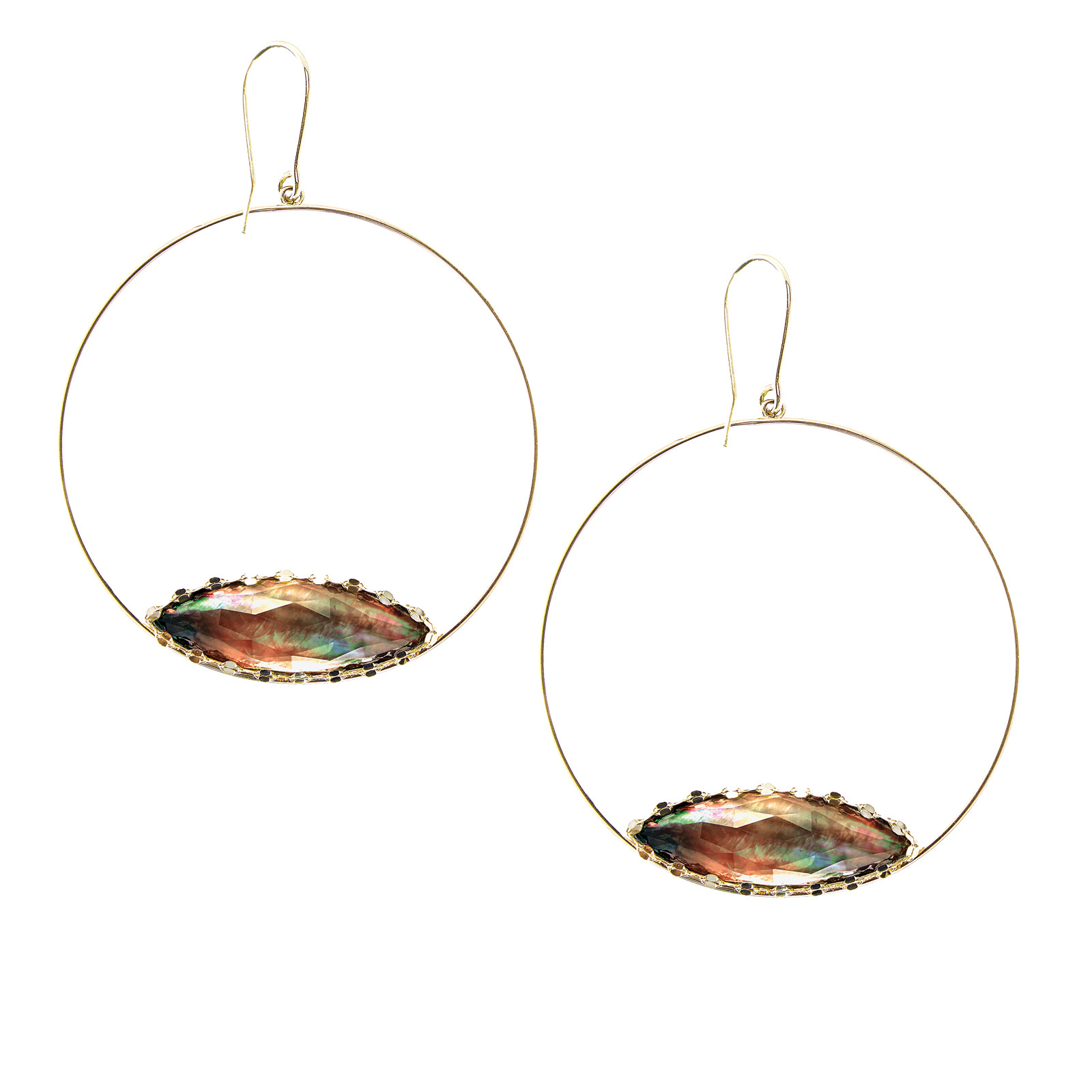 Lana Jewelry Mystiq Eclipse Earrings