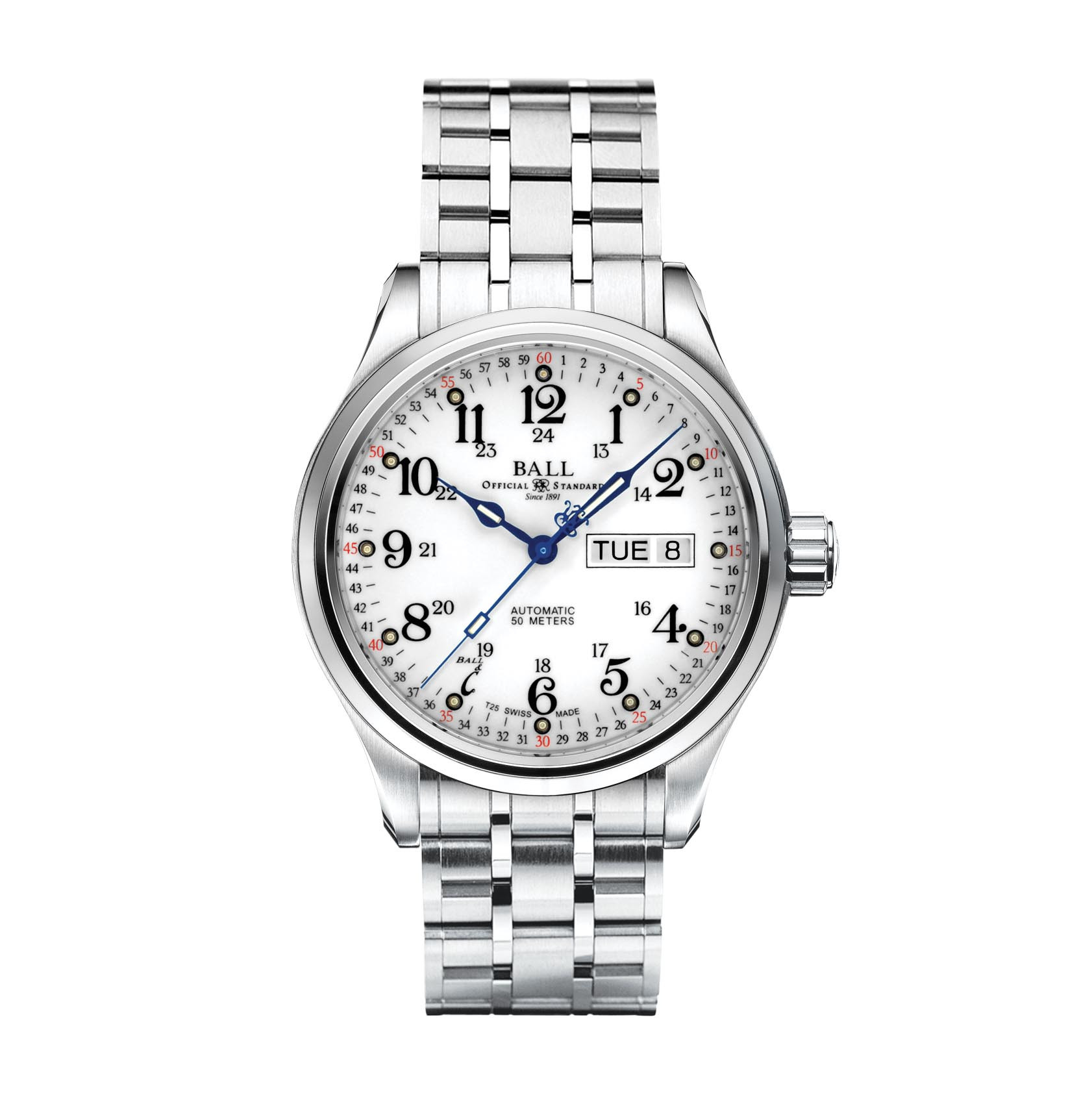 New Ball Trainmaster Sixty Seconds II
