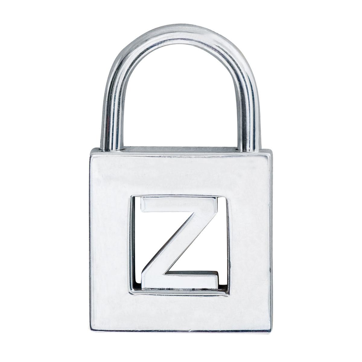 Vintage Tiffany & Co. Letter Z Lock Charm