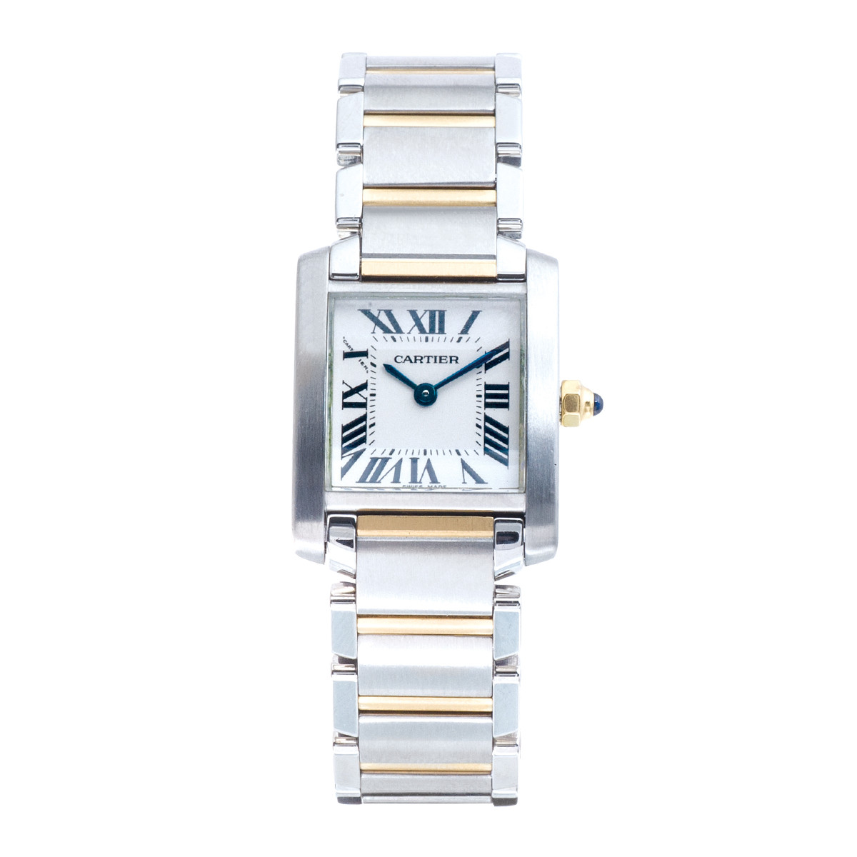 Preowned Cartier Small Tank Francaise