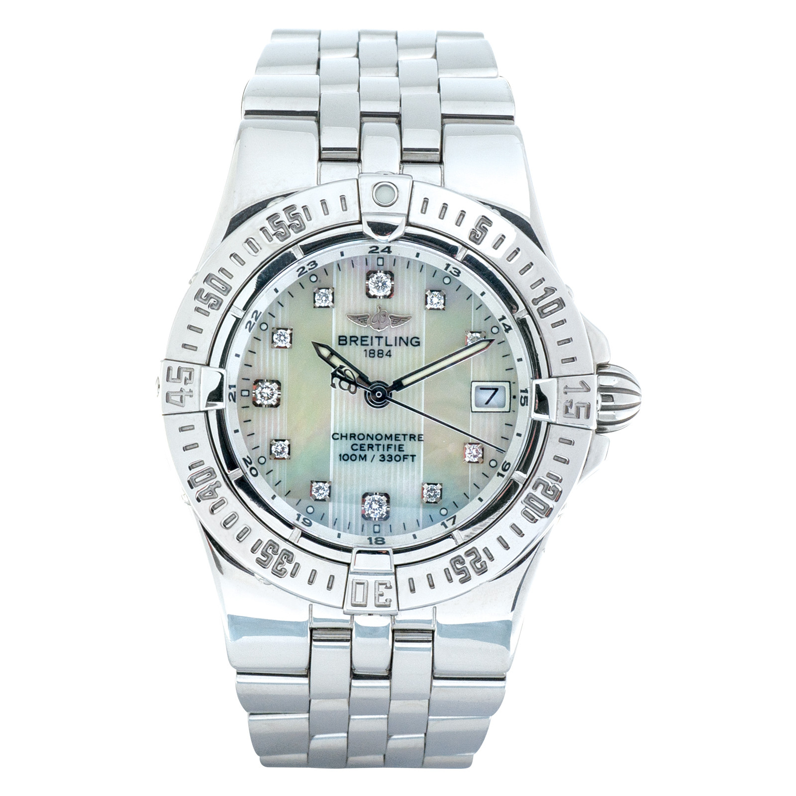 Preowned Breitling Starliner