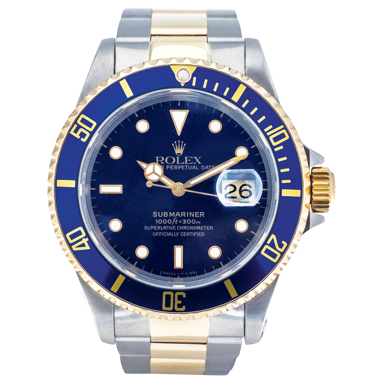 Pre-Owned Rolex Submariner Date Watch
