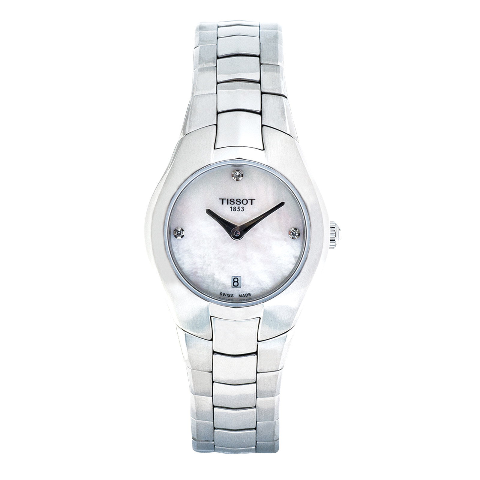 Woman's Tissot T-Round Watch