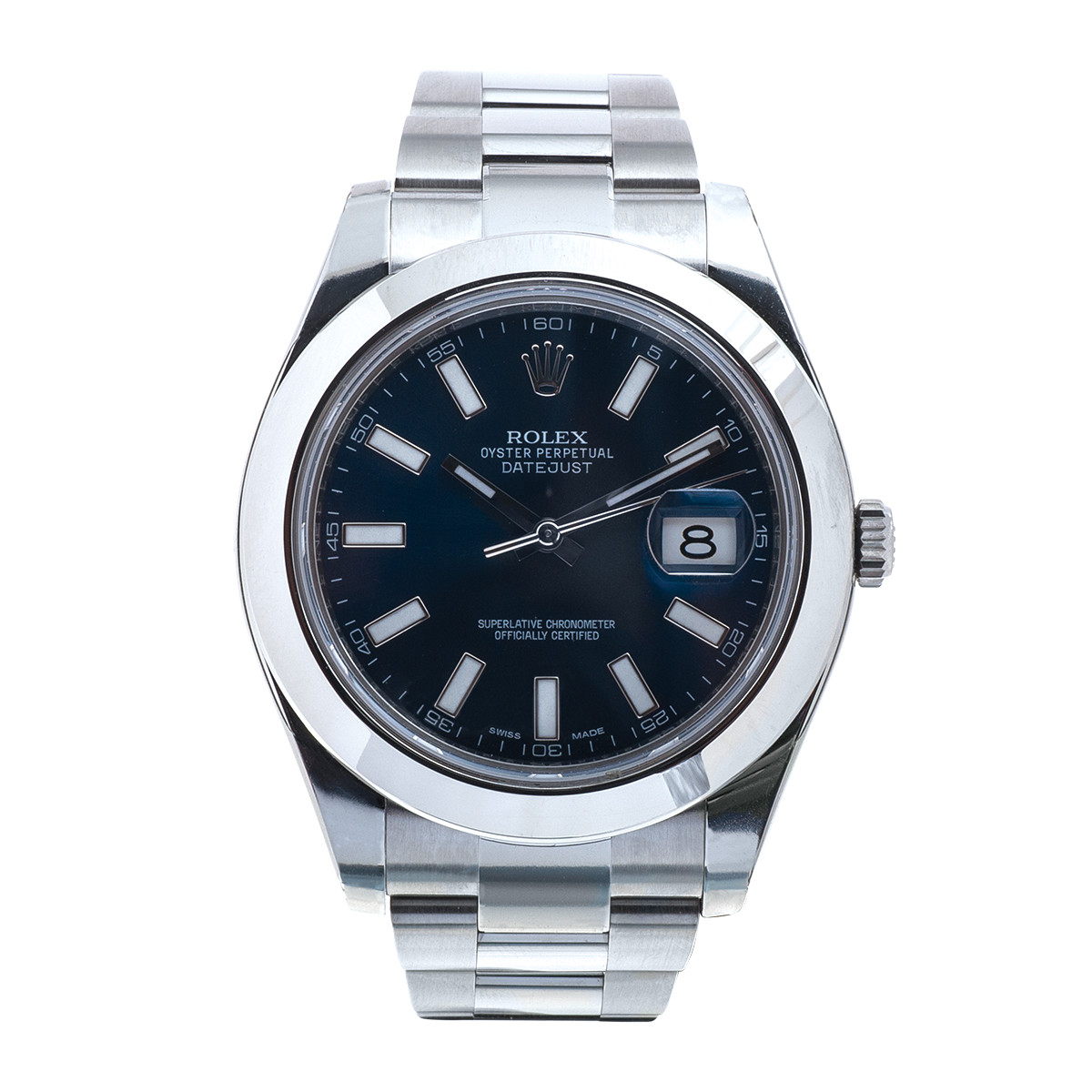 Preowned Rolex Datejust II