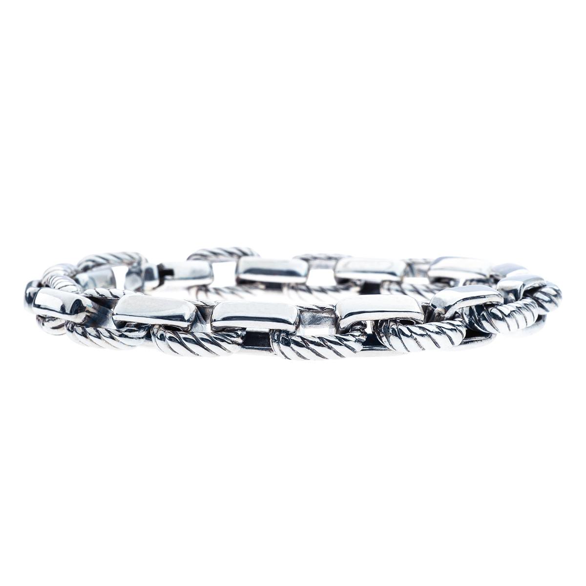 Vintage David Yurman Empire Link Bracelet