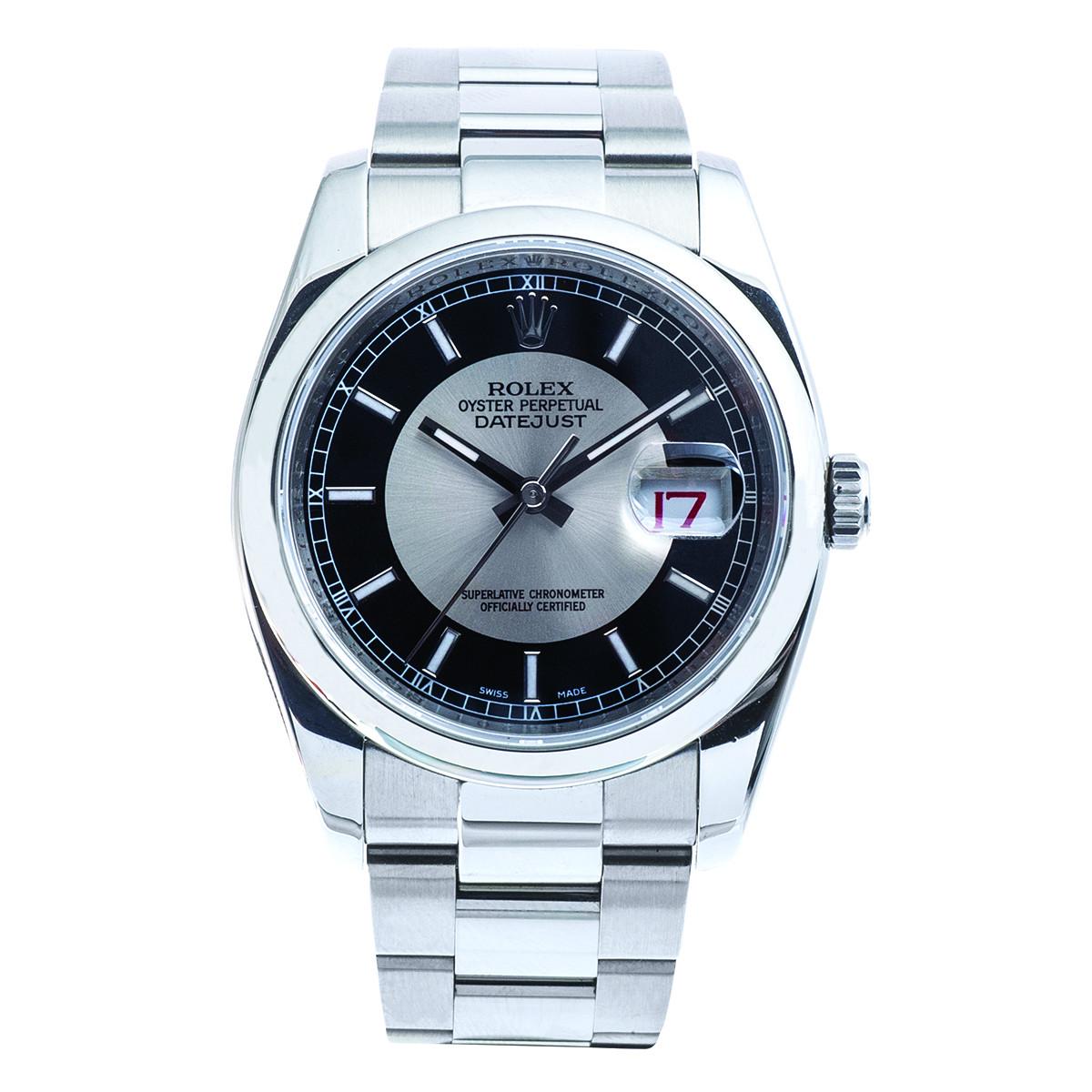 Preowned Men's Rolex Datejust