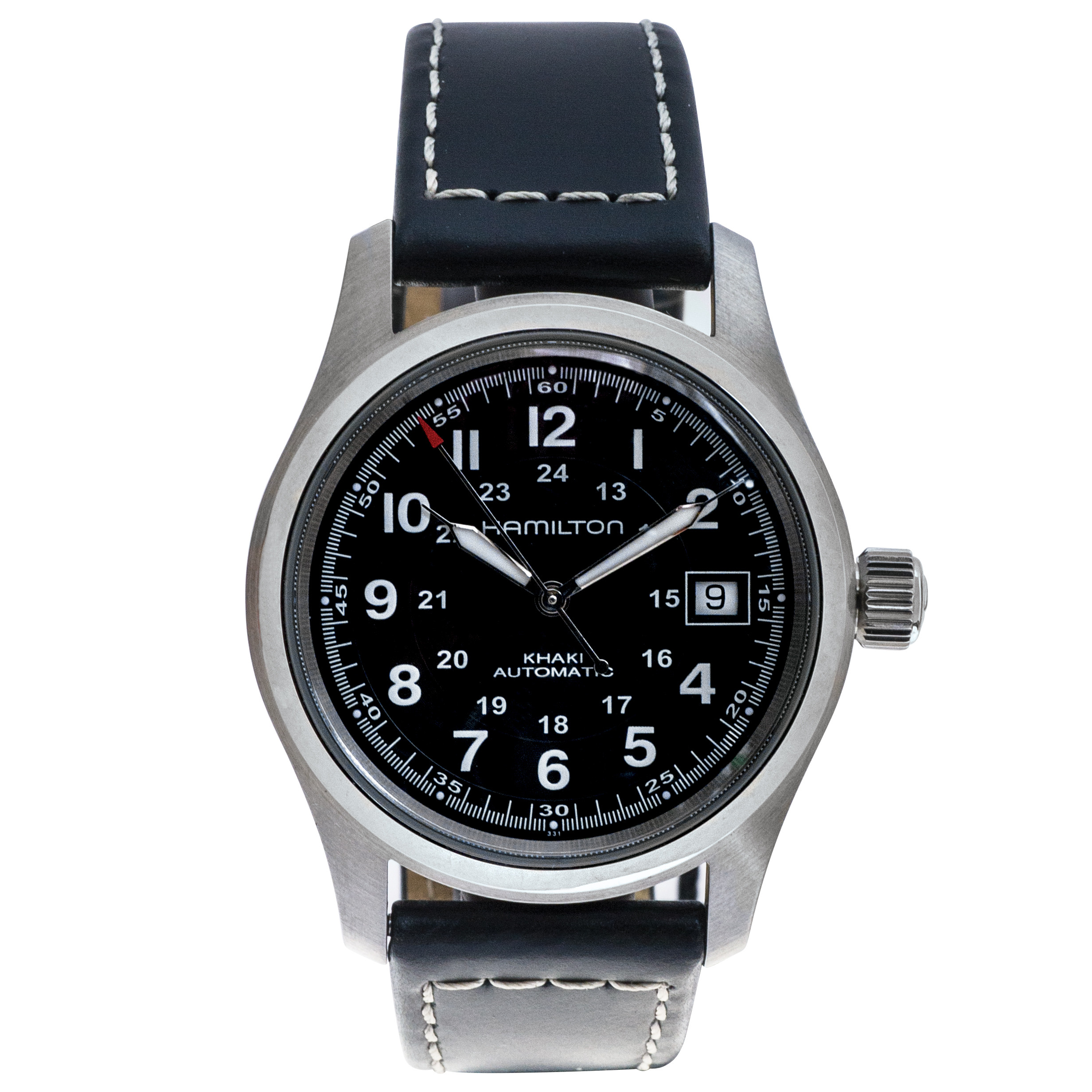 New Hamilton Khaki Field