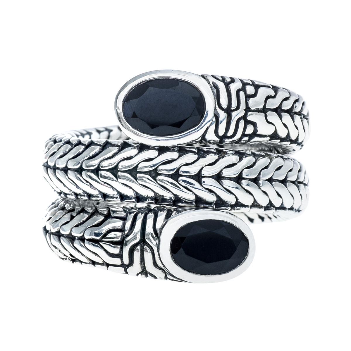 Vintage John Hardy Batu Coil Ring