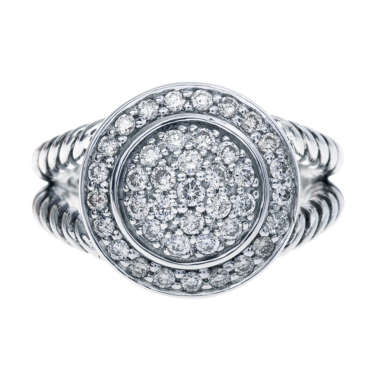 pin diamonds ring albion diamond david petite with and yurman