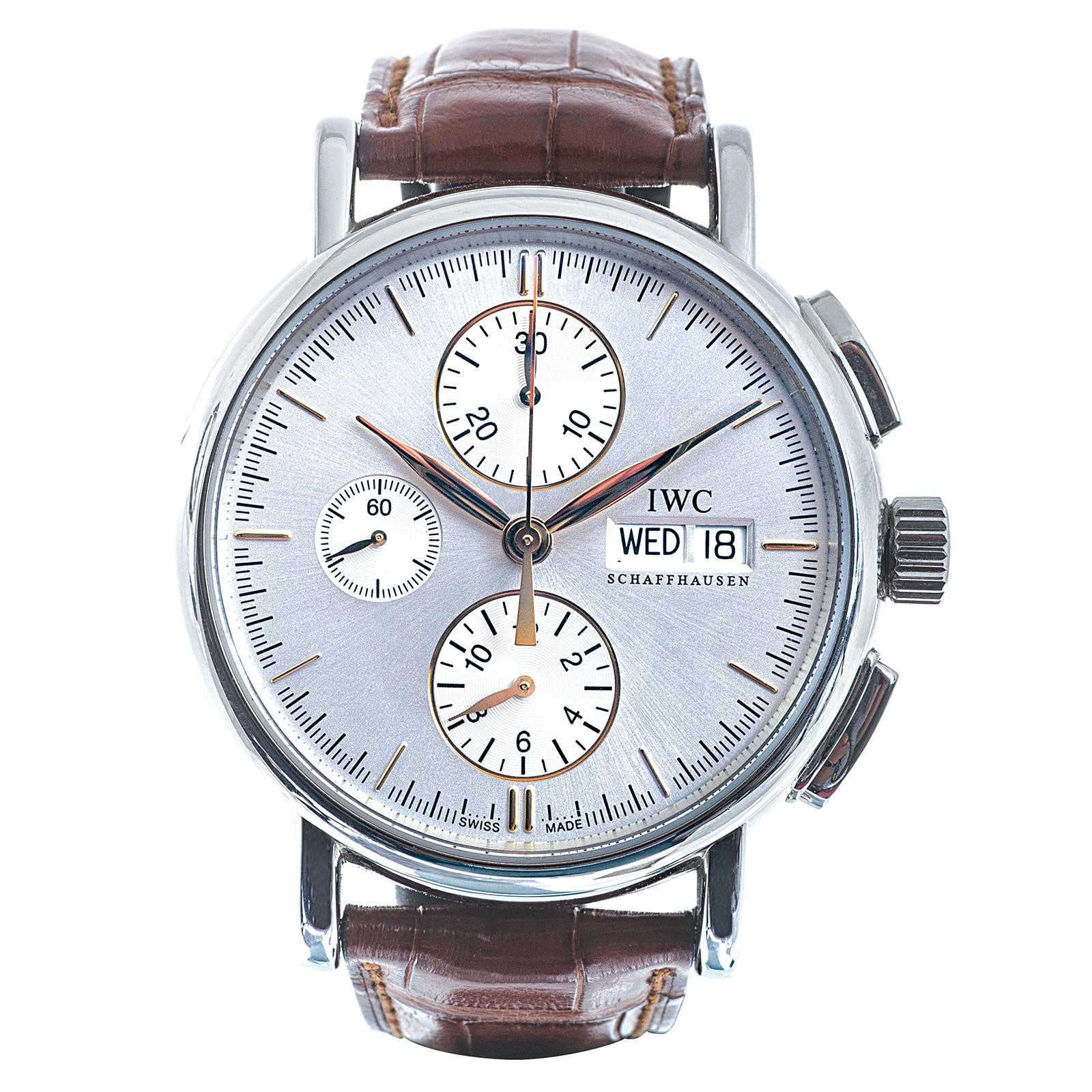 Pre-Owned IWC Portofino Chronograph
