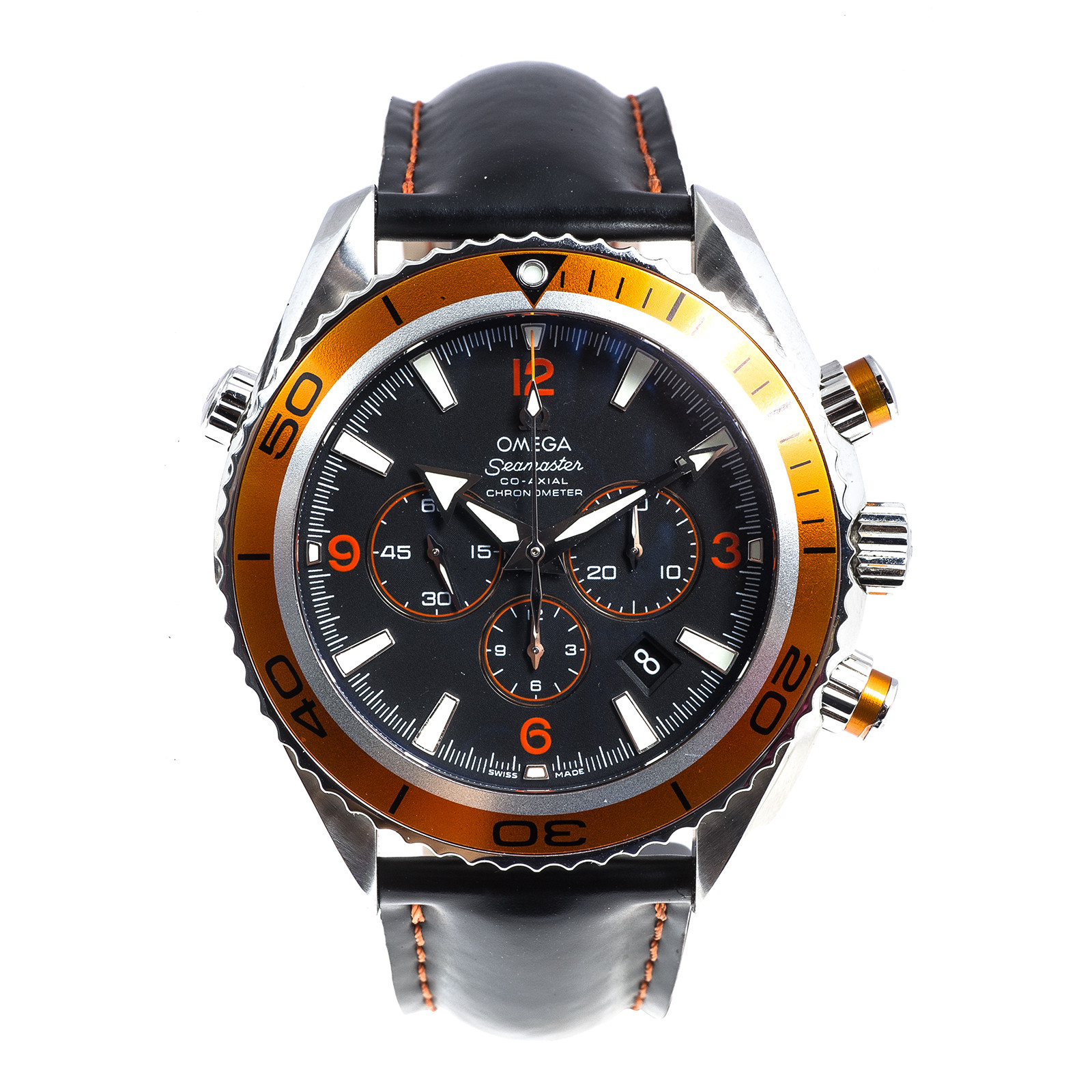 Pre-Owned Omega Seamaster Planet Ocean Co-Axial