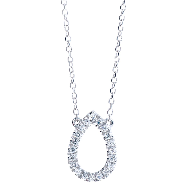 New Venetti Diamond Pendant