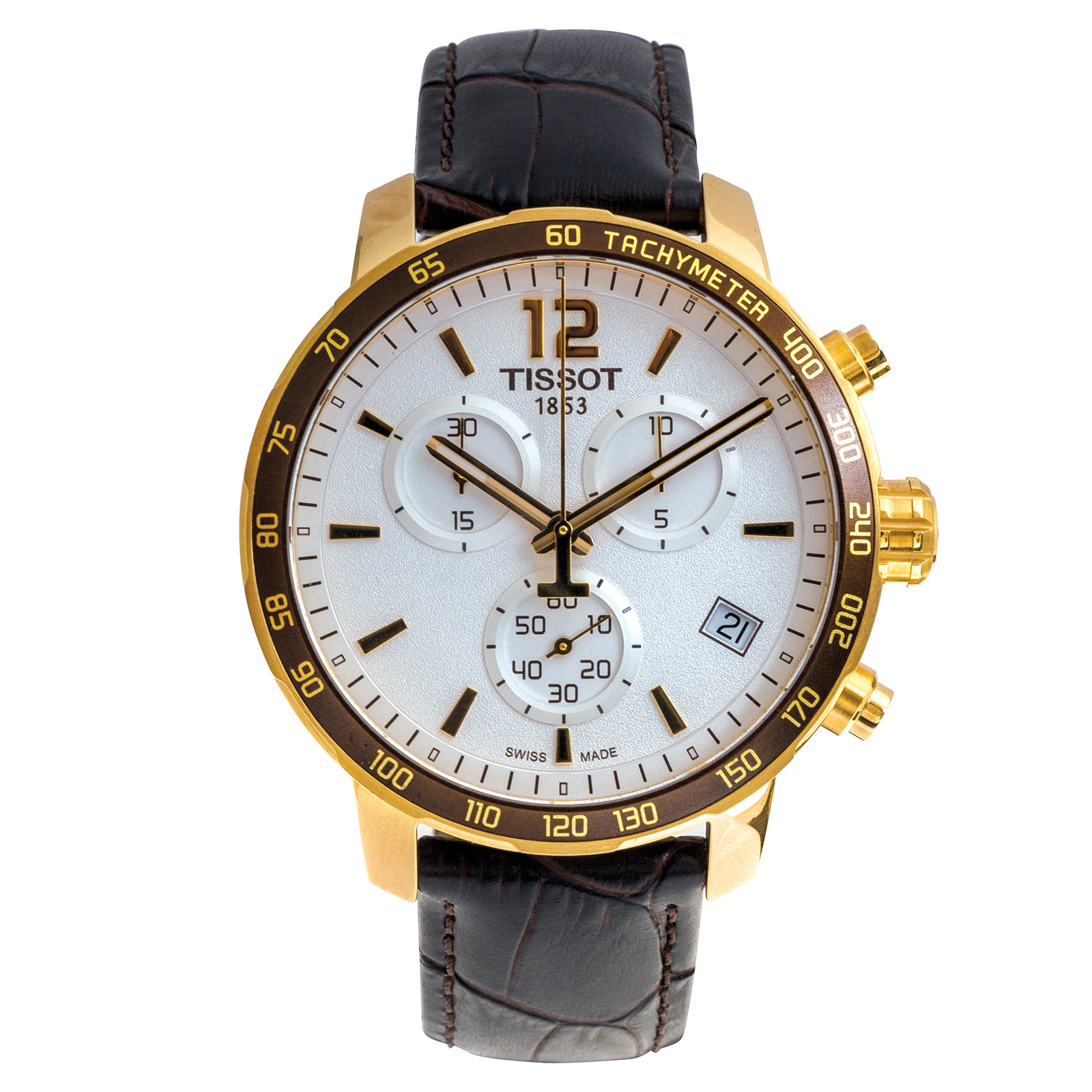New Tissot Quickster Chronograph