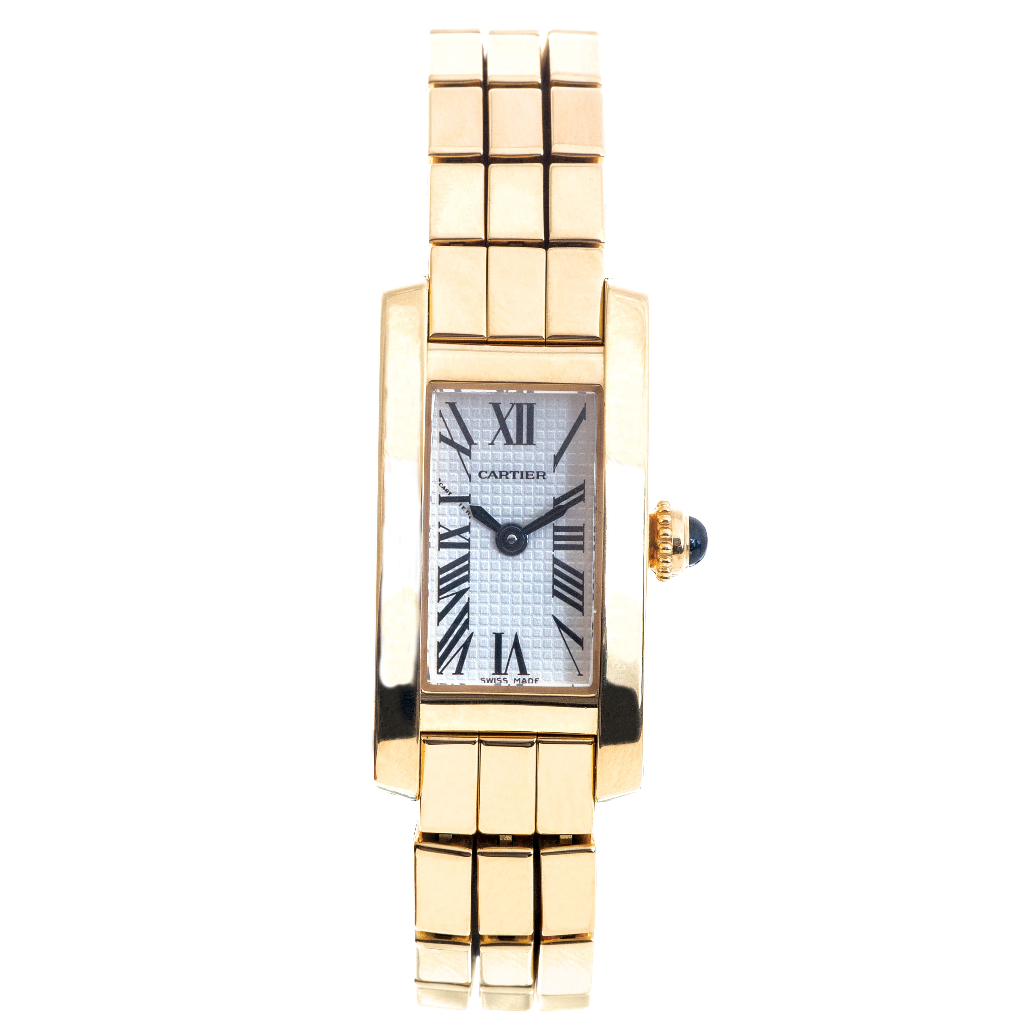 Pre-Owned Cartier Tank Americaine