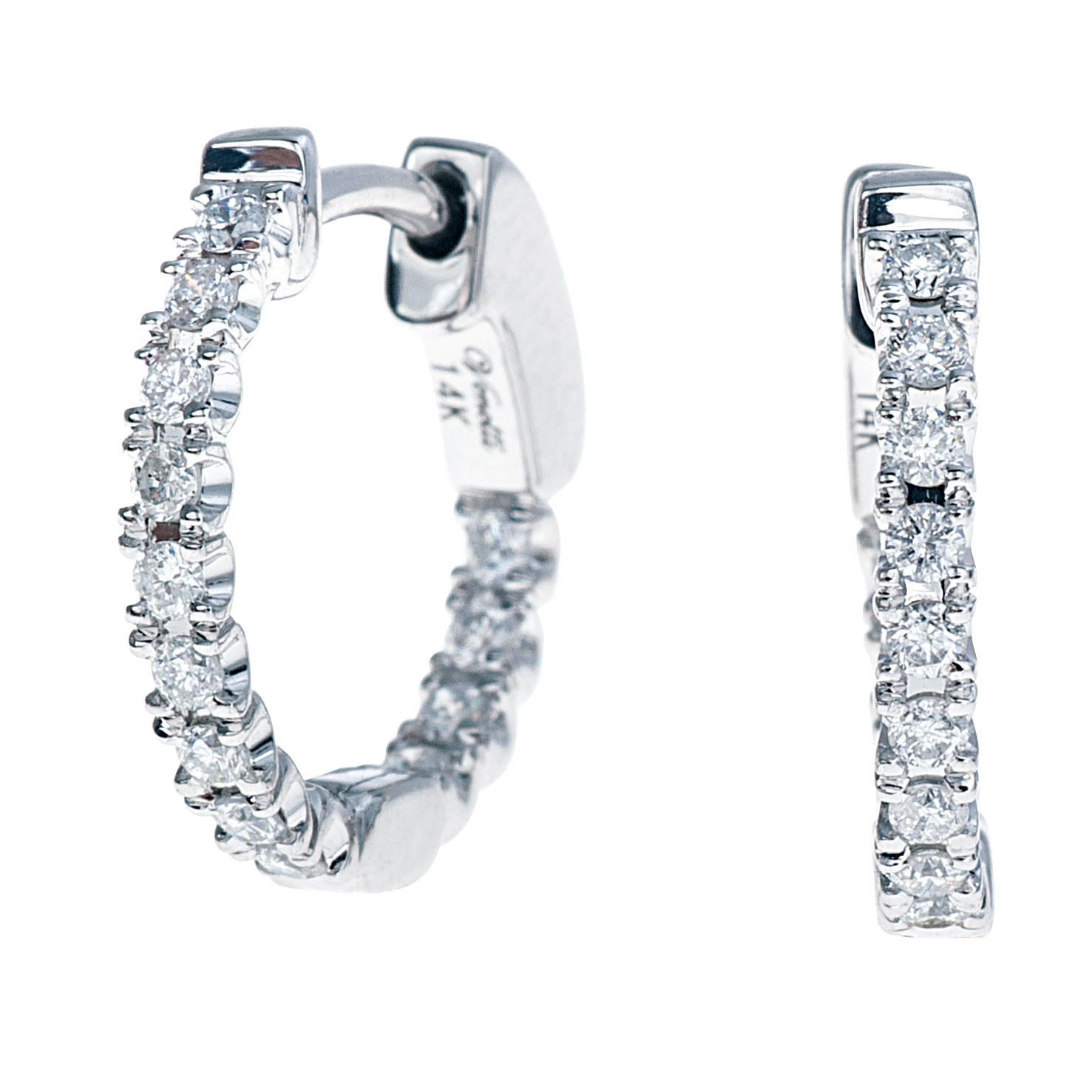 New Venetti 0.25 CTW Diamond Earrings