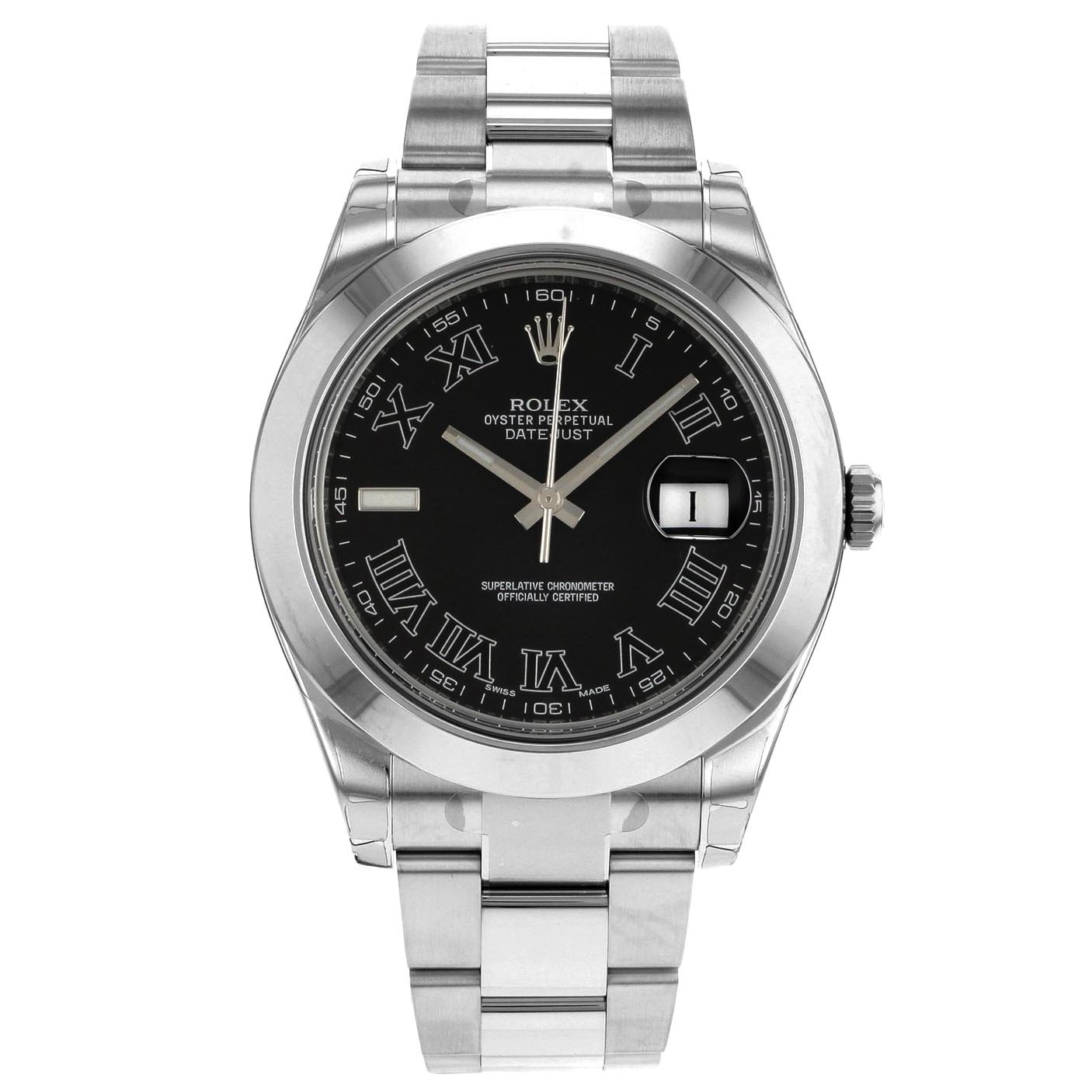Pre-Owned Men's Rolex Datejust II
