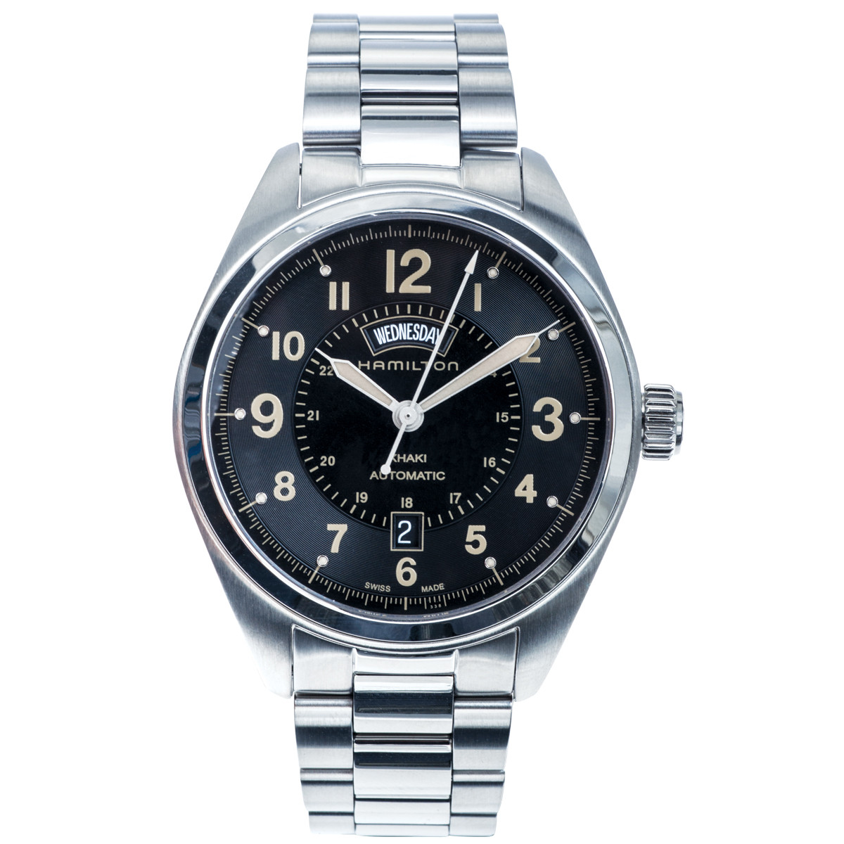 New Hamilton Khaki King Scuba