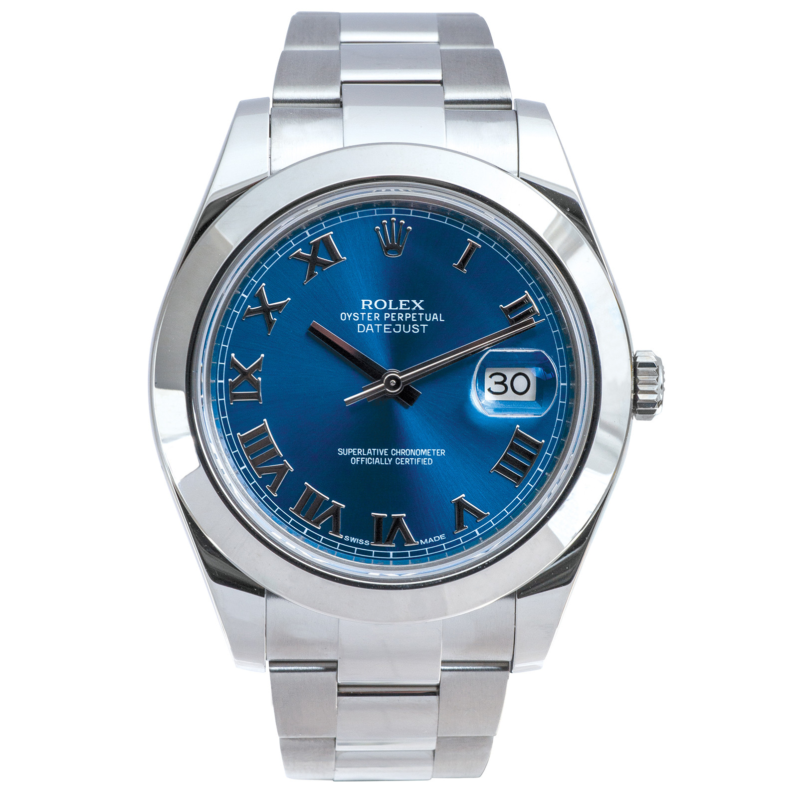 Pre-Owned Rolex Datejust II