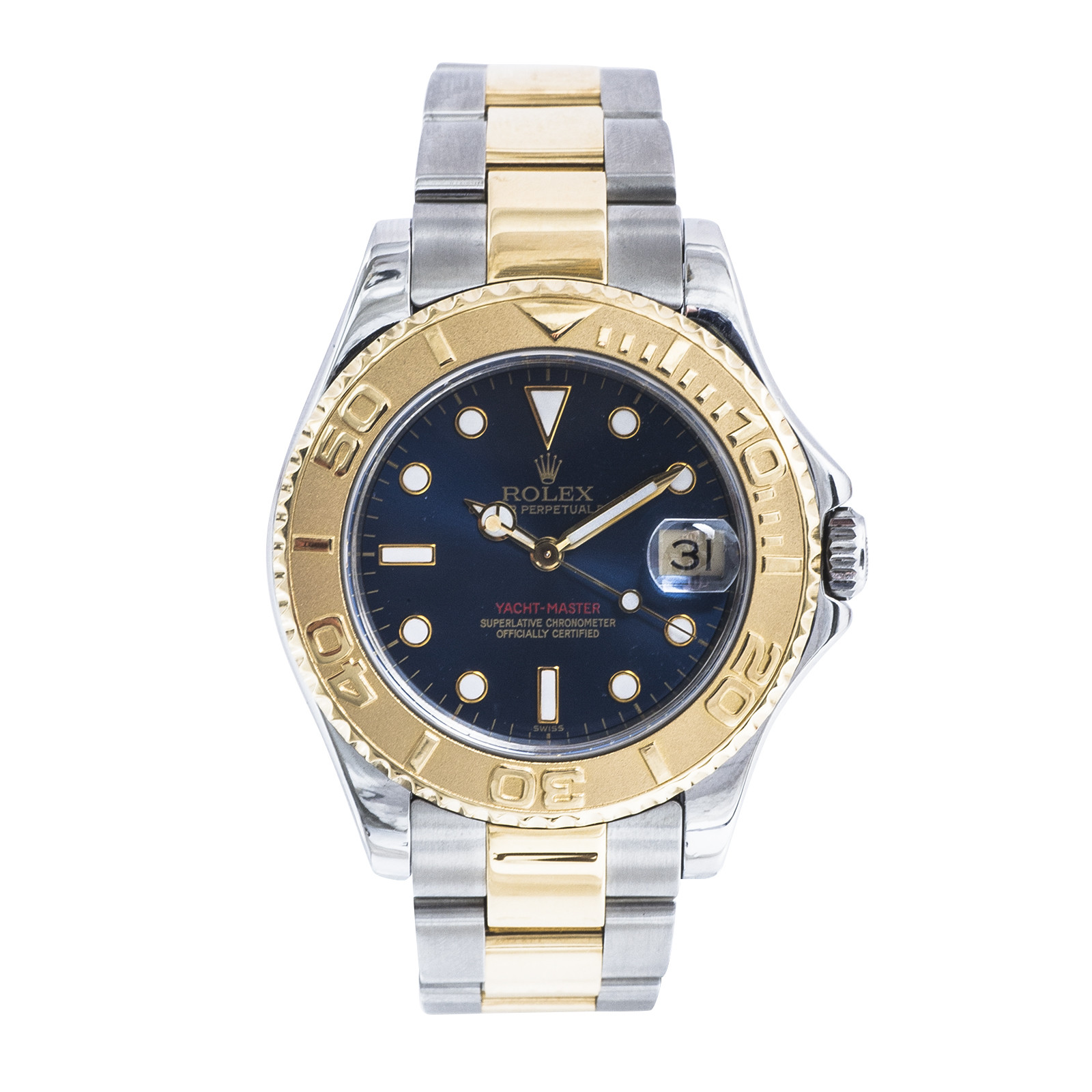 Pre-Owned Midsize Rolex Yacht-Master