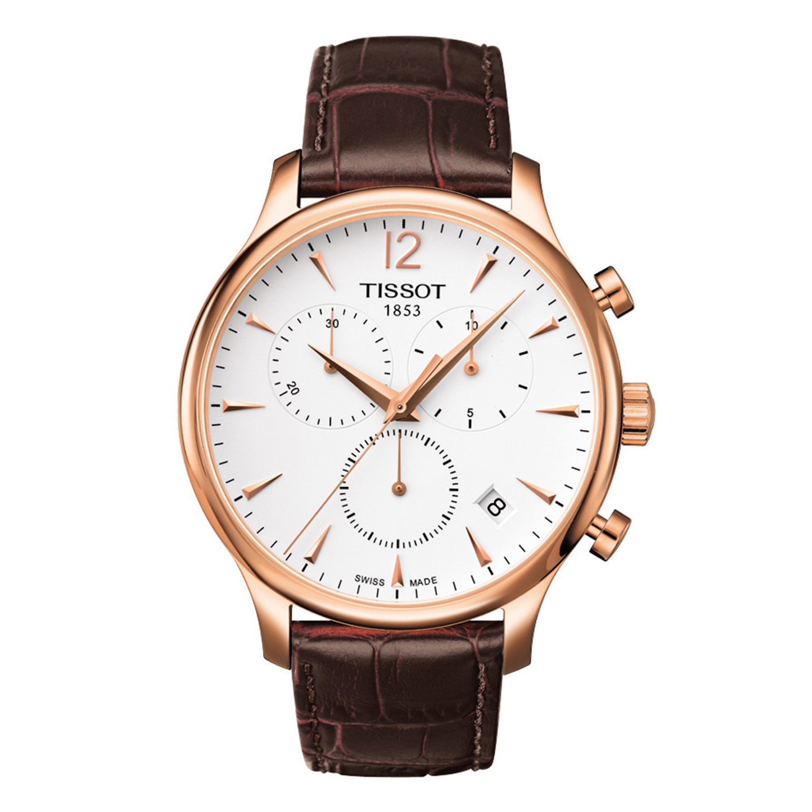 New Men's Tissot Tradition Classic Chronograph