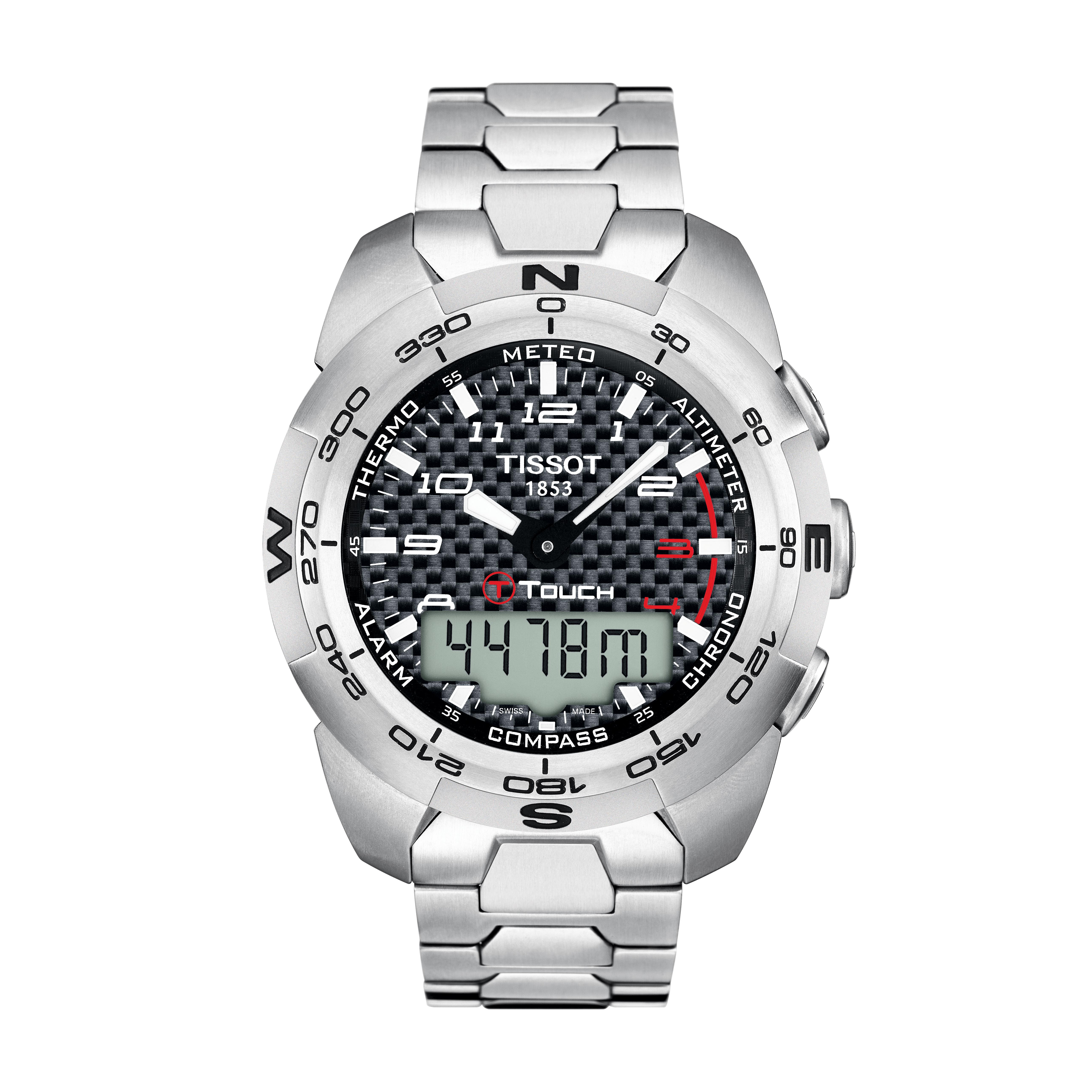 New Men's Tissot T-Touch Expert