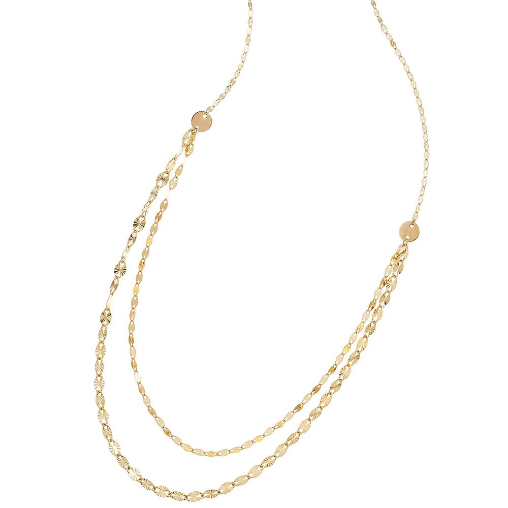 New Lana Glam Blush Necklace