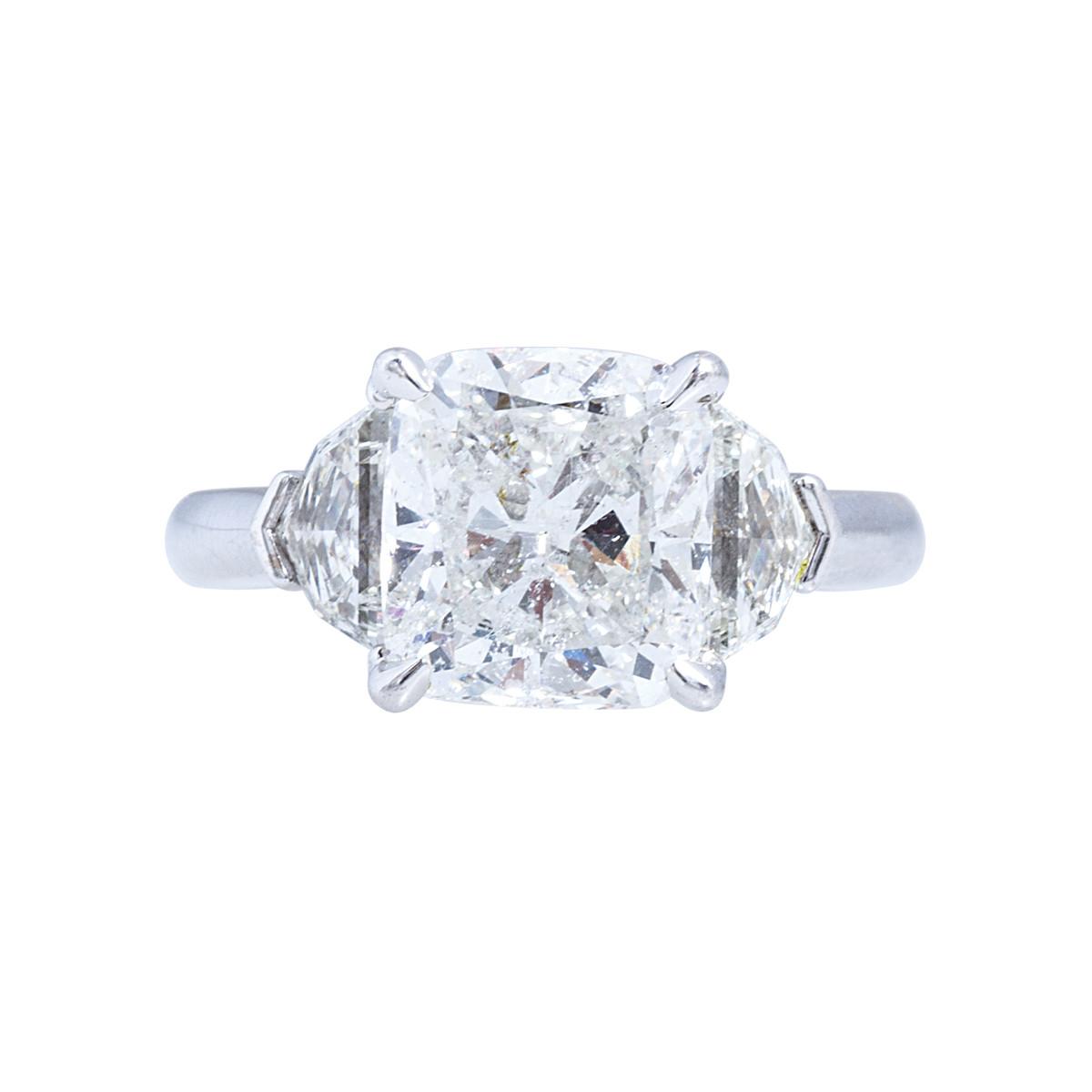 New 3.95 CTW Diamond Ring