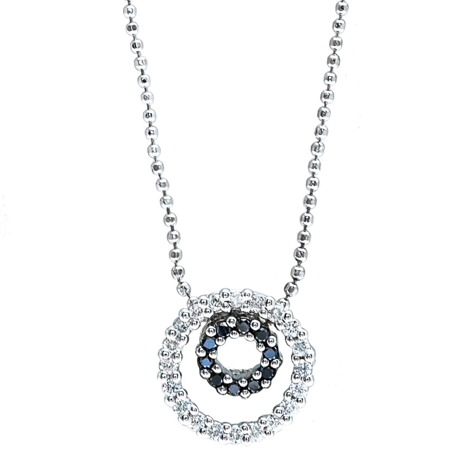 Vintage 0.45 CTW Diamond Necklace