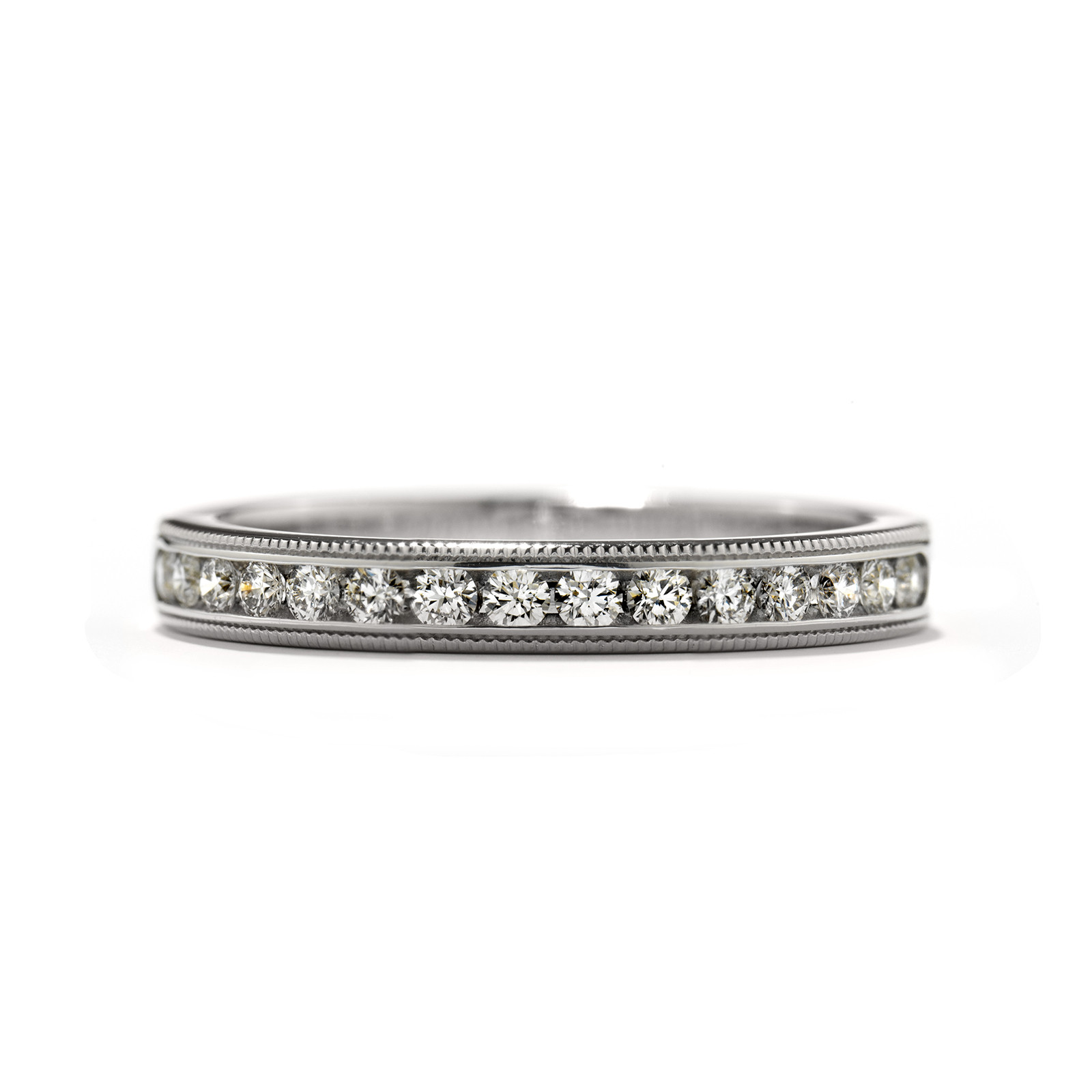 New Hearts On Fire® 0.31 CTW Diamond Eterne Anniversary Band