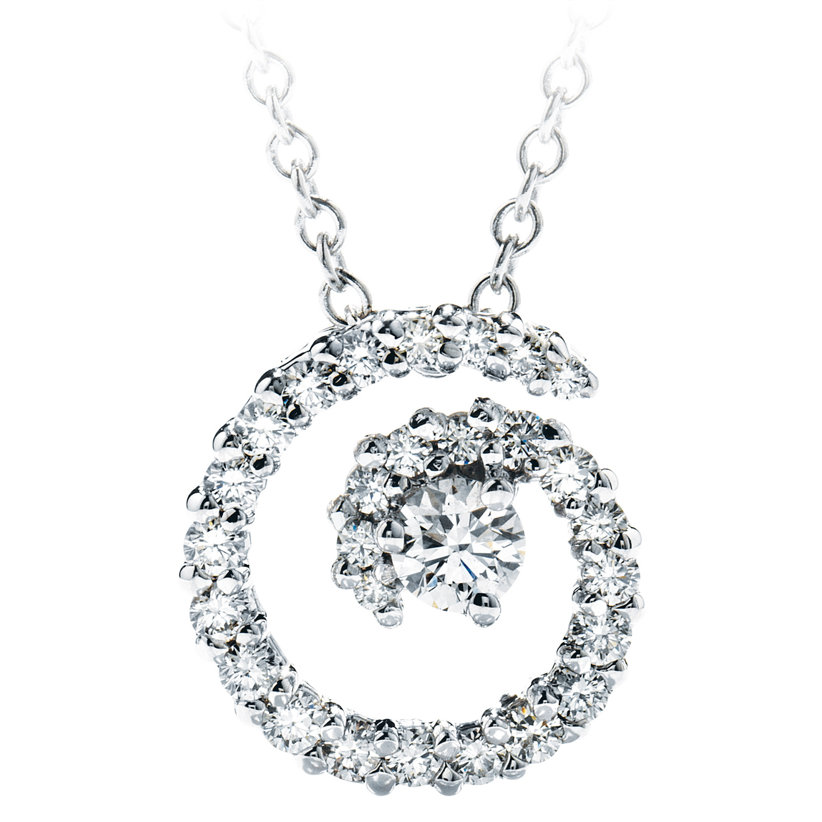 New Hearts On Fire® 0.36 CTW Diamond Mystical Pendant