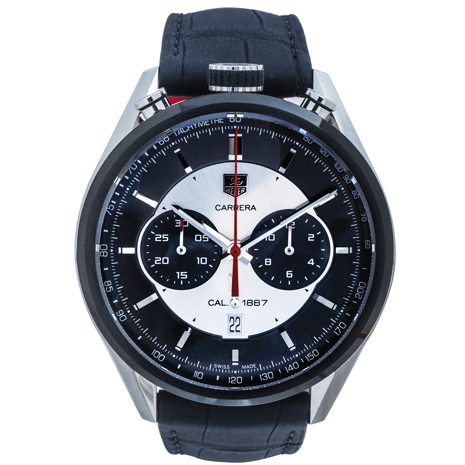 "Pre-Owned Tag Heuer Limited Edition Carrera ""Jack Heuer"" 50th Anniversary"